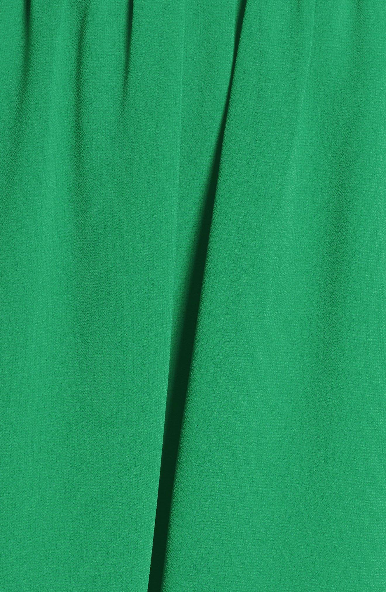 BB Dakota Catia Fit & Flare Dress,                             Alternate thumbnail 6, color,                             300