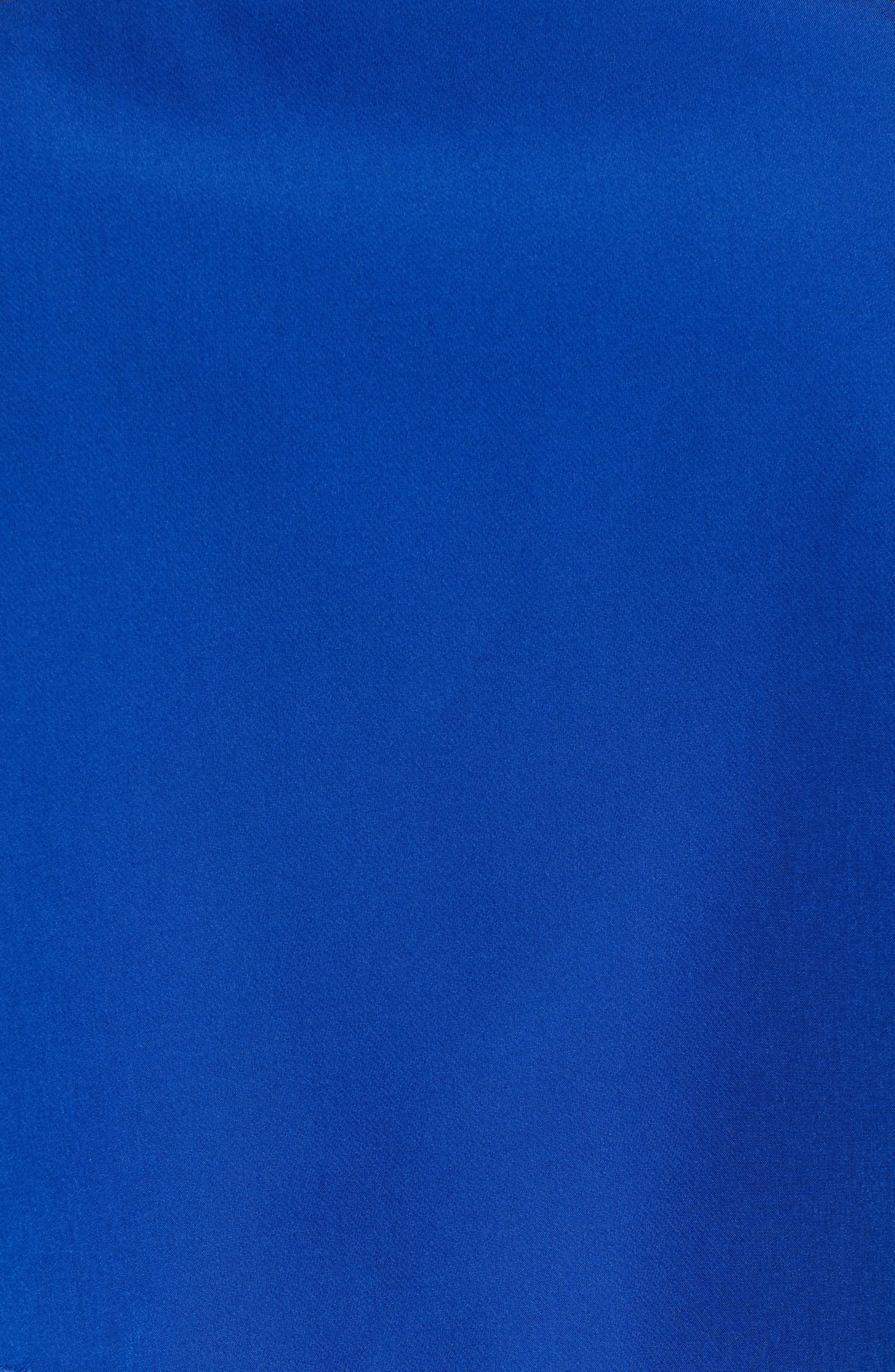 Popover Jumpsuit,                             Alternate thumbnail 6, color,                             BLUE MAZARINE