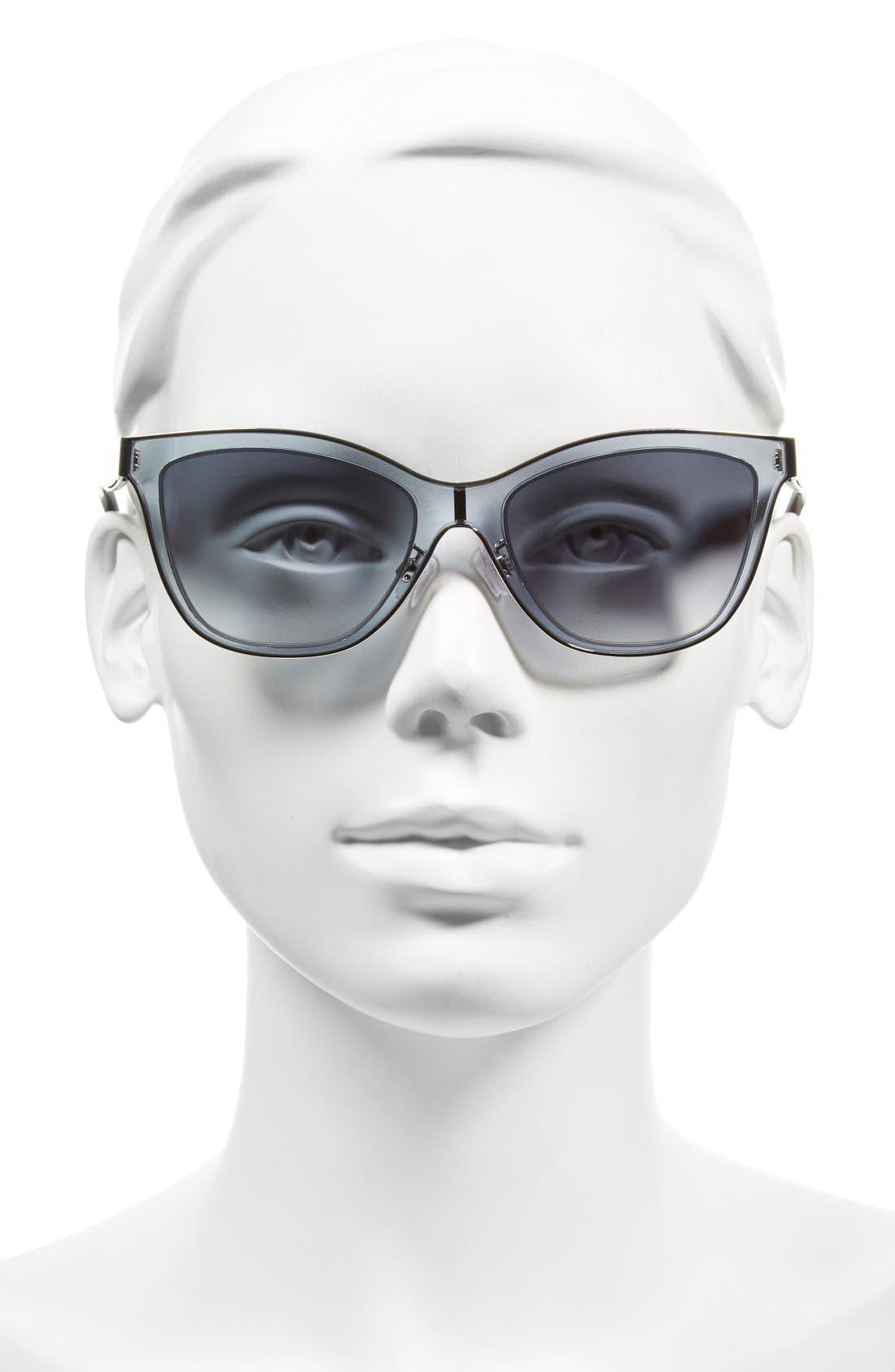Paris 54mm Sunglasses,                             Alternate thumbnail 2, color,                             040