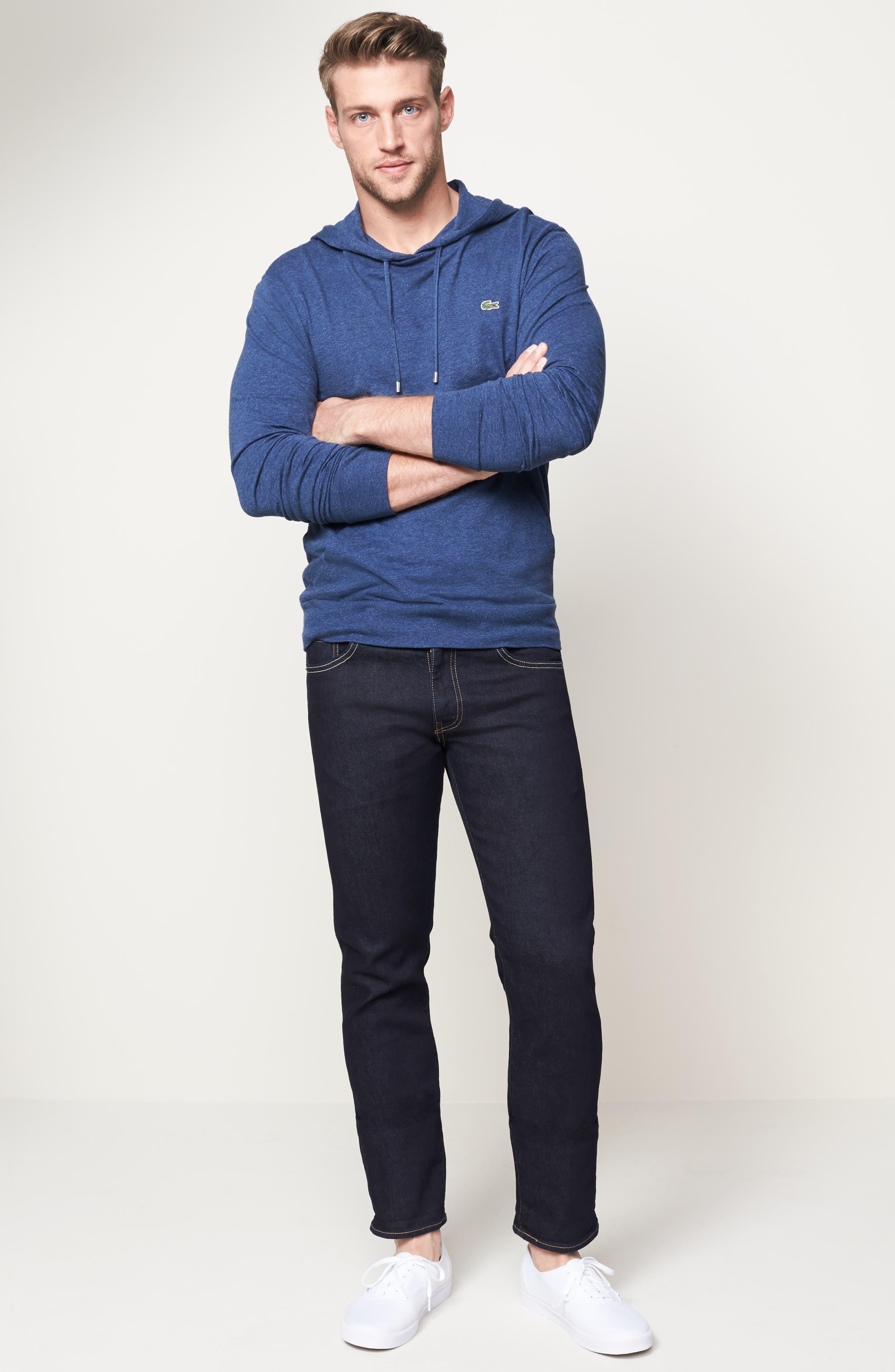 Levi's 511 Slim Fit Jeans,                             Alternate thumbnail 8, color,                             402