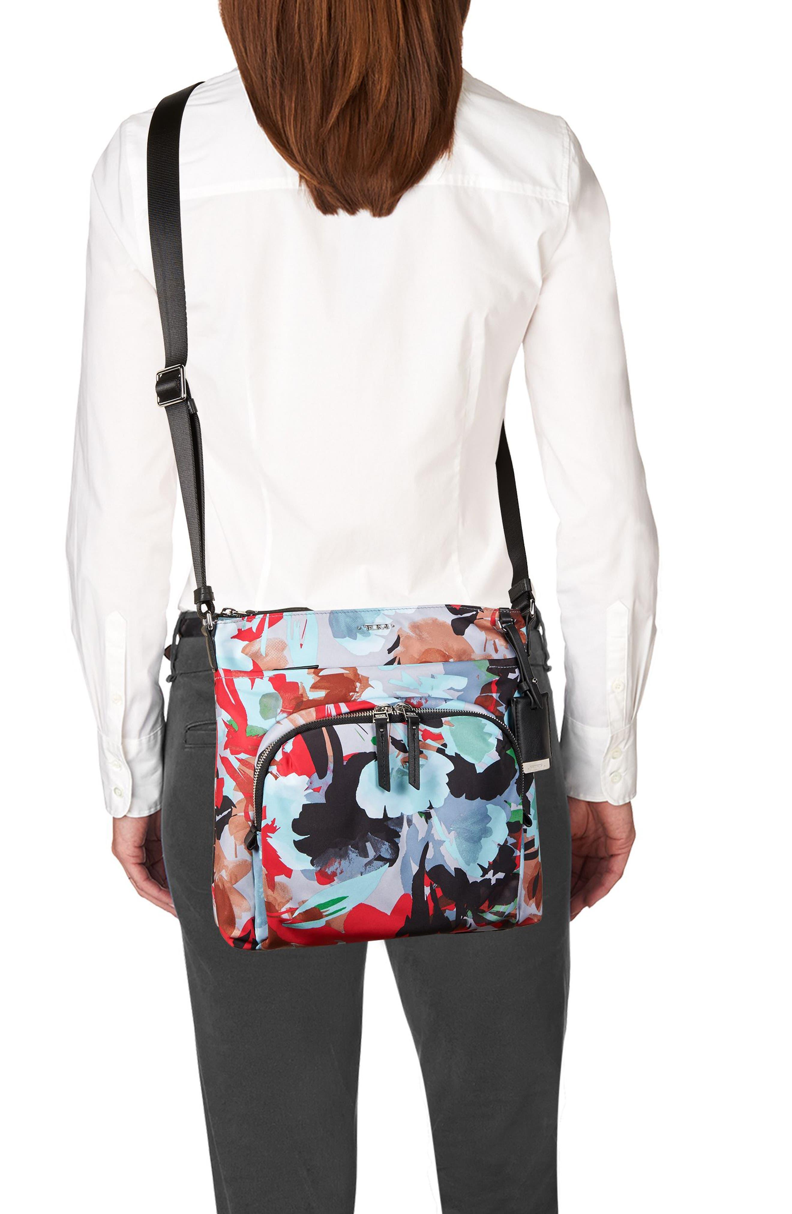 Voyageur - Capri Nylon Crossbody Bag,                             Alternate thumbnail 18, color,