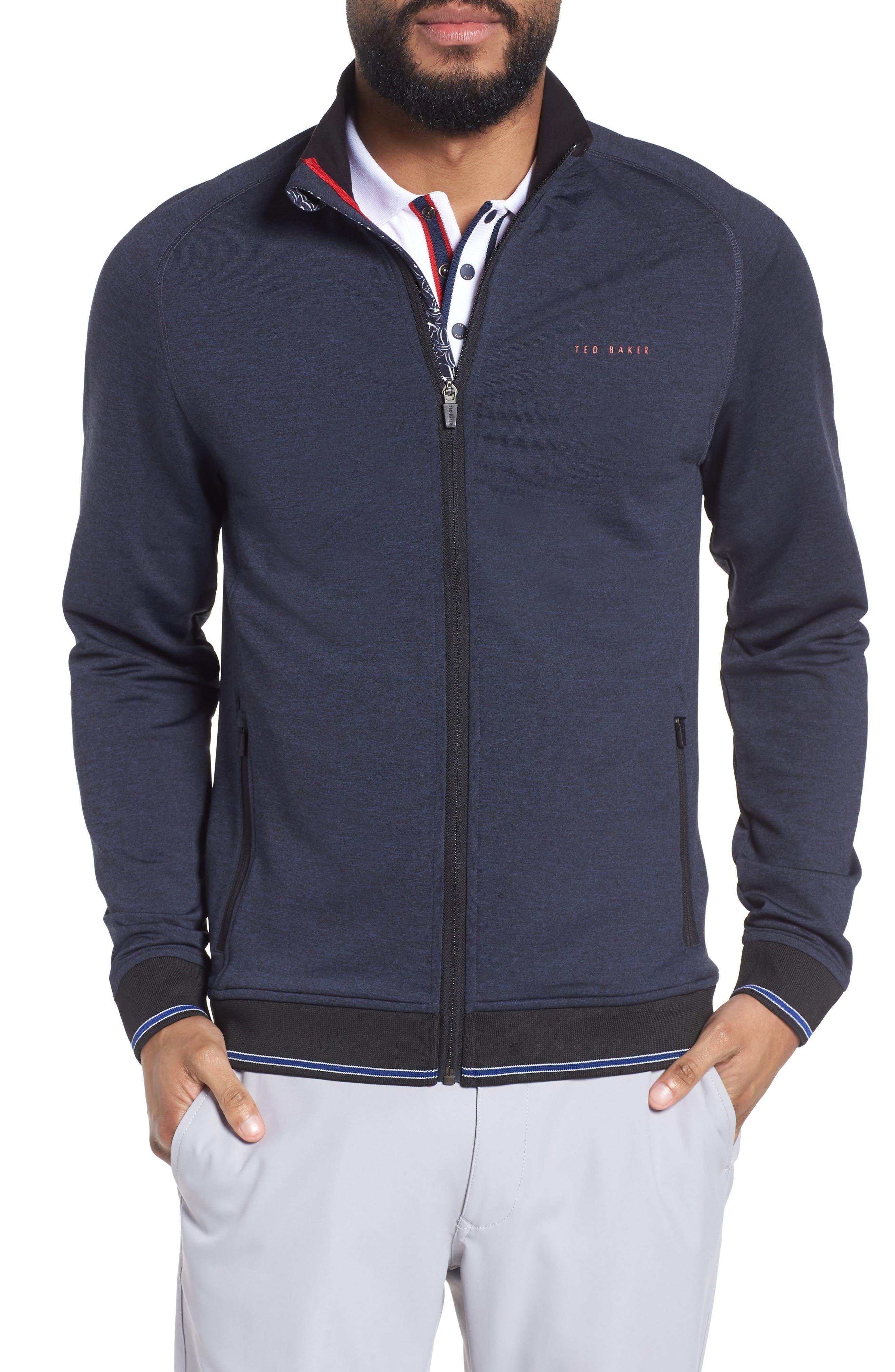 Parway Knit Golf Jacket,                             Main thumbnail 1, color,                             410