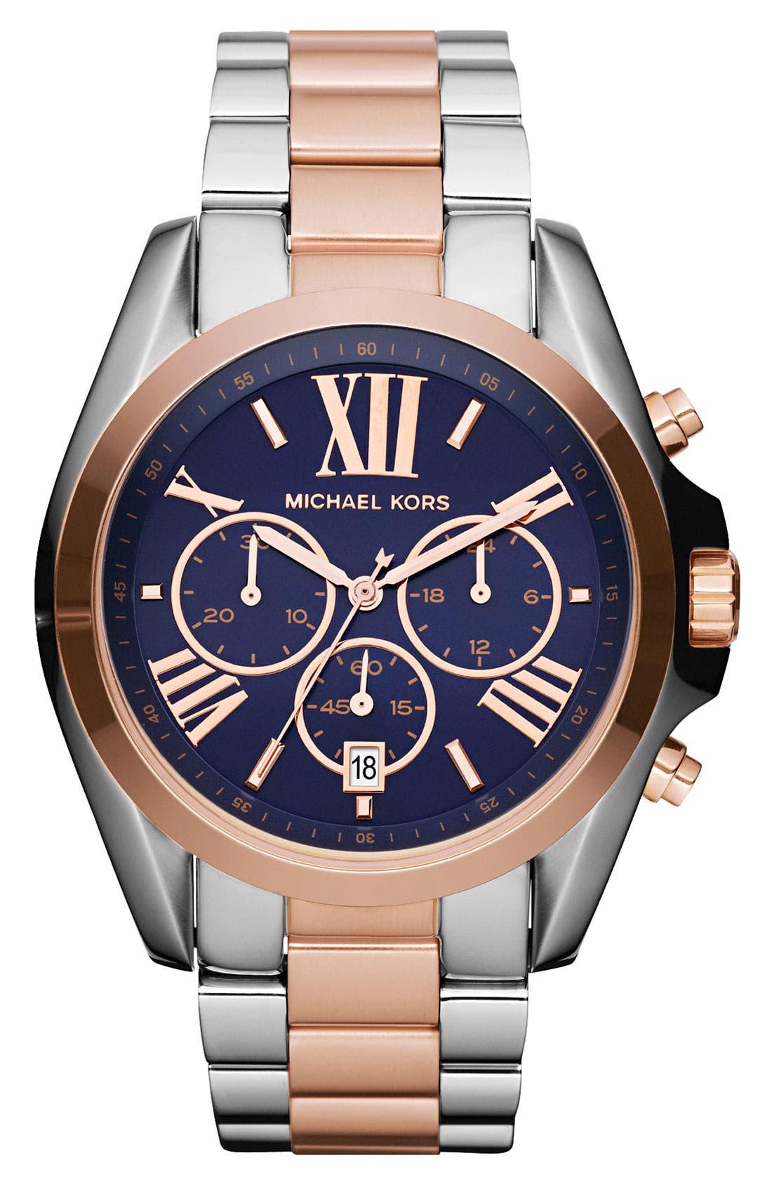 Bradshaw Chronograph Bracelet Watch, 43mm,                             Main thumbnail 14, color,