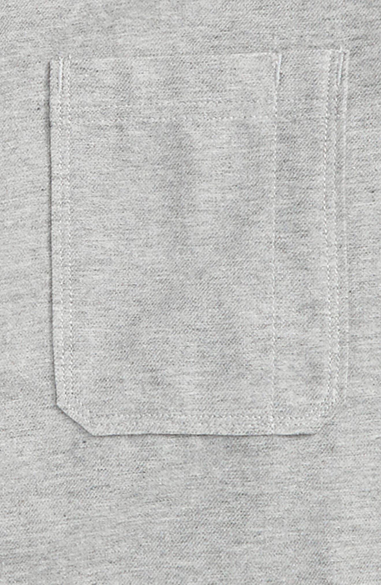 Woven Flannel Shirt,                             Alternate thumbnail 2, color,                             021