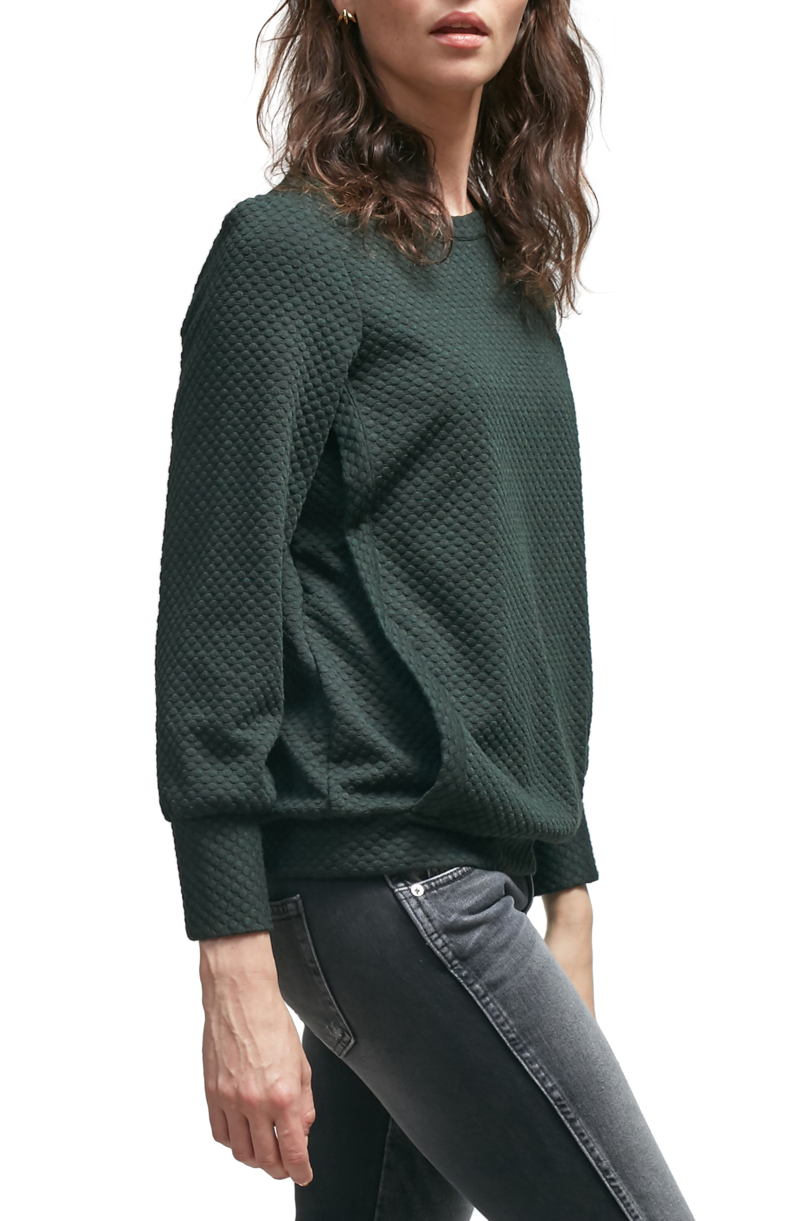 Esther Nursing Sweater,                             Alternate thumbnail 3, color,                             300