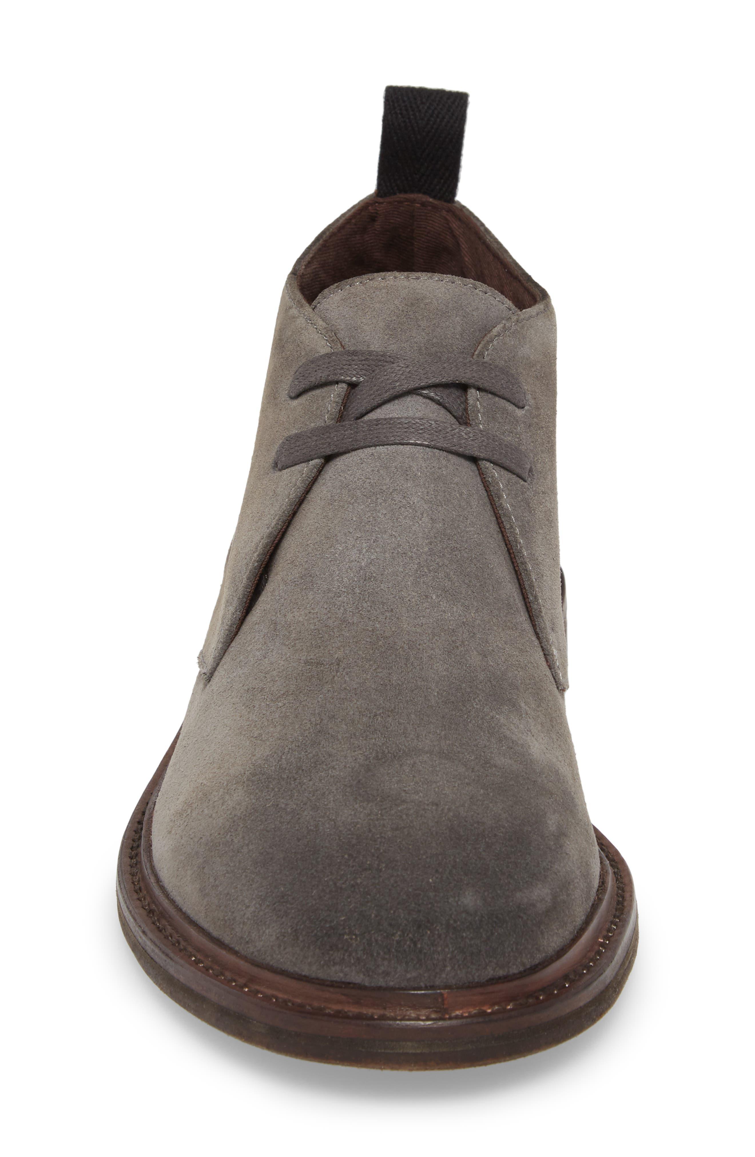 Plain Toe Chukka Boot,                             Alternate thumbnail 4, color,                             023