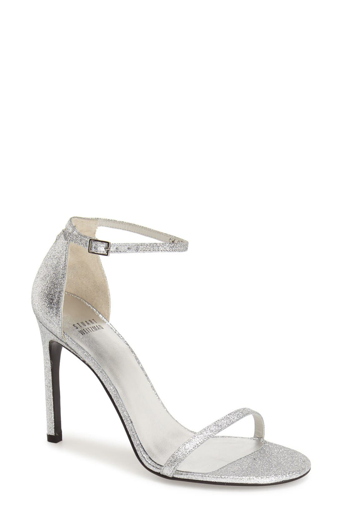 Nudistsong Ankle Strap Sandal,                             Main thumbnail 17, color,