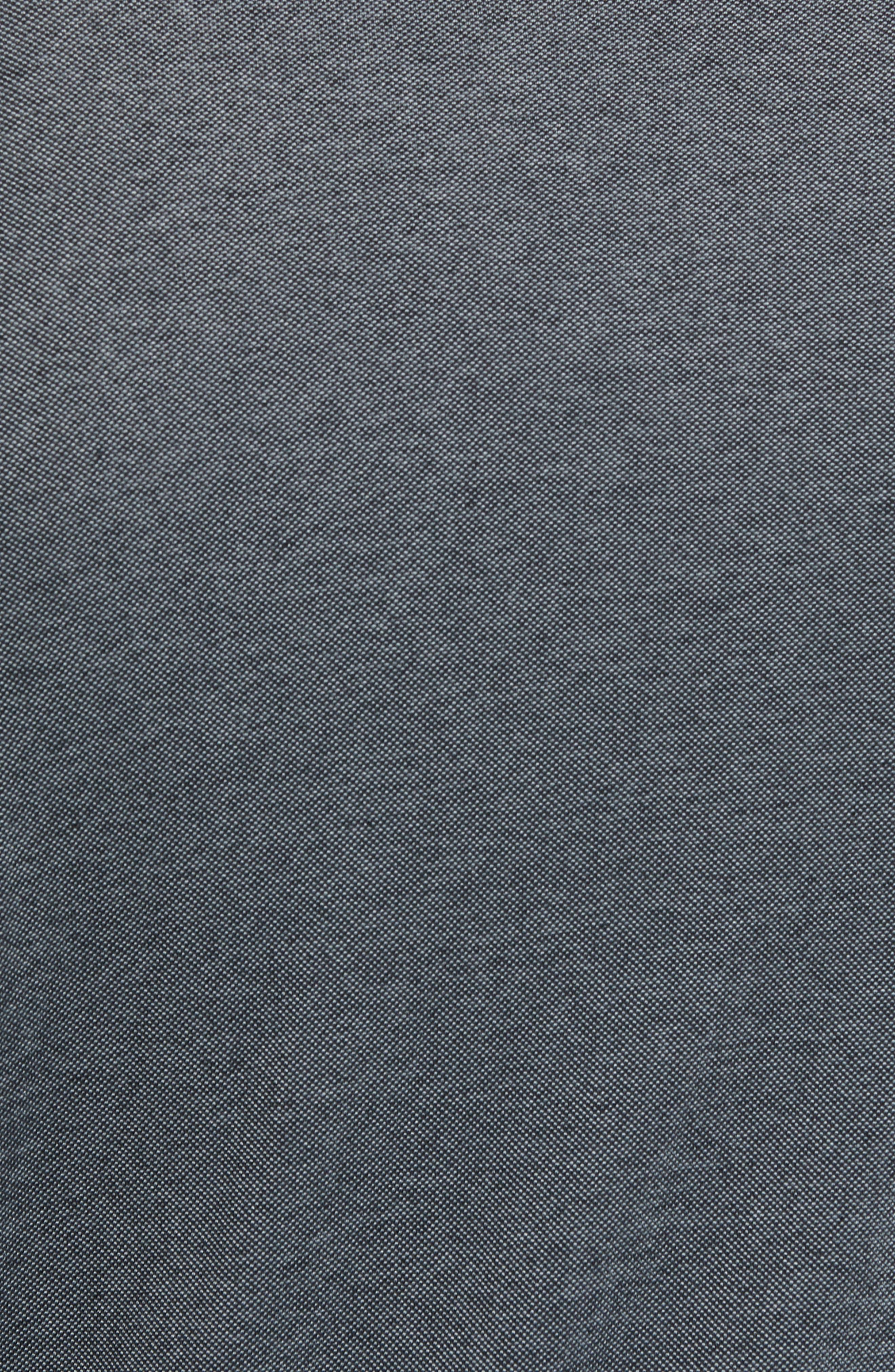 Grand Forks Long Sleeve Piqué T-Shirt,                             Alternate thumbnail 5, color,                             GREY