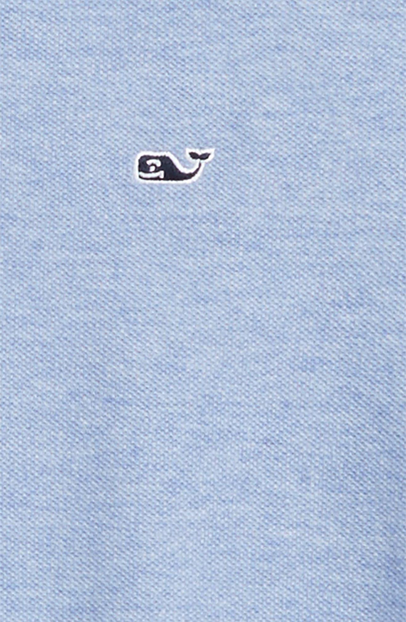Classic Piqué Polo,                             Alternate thumbnail 2, color,                             407