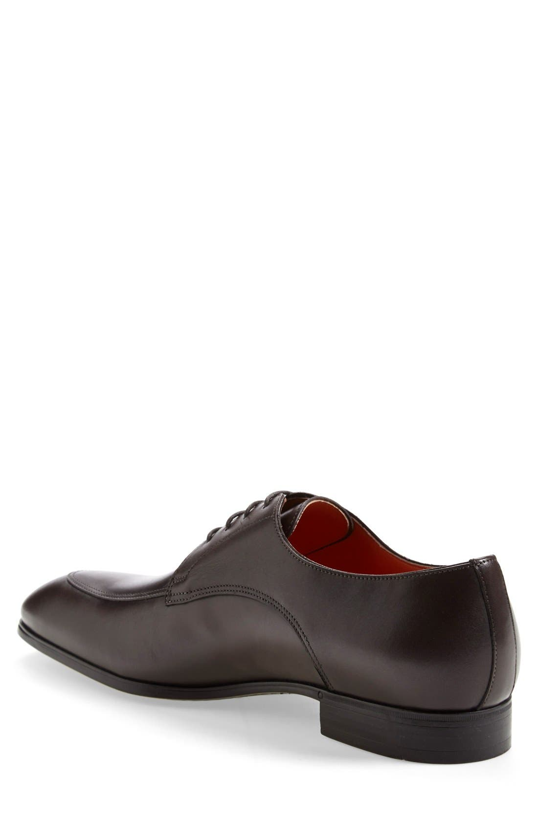 'Atwood' Apron Toe Derby,                             Alternate thumbnail 8, color,