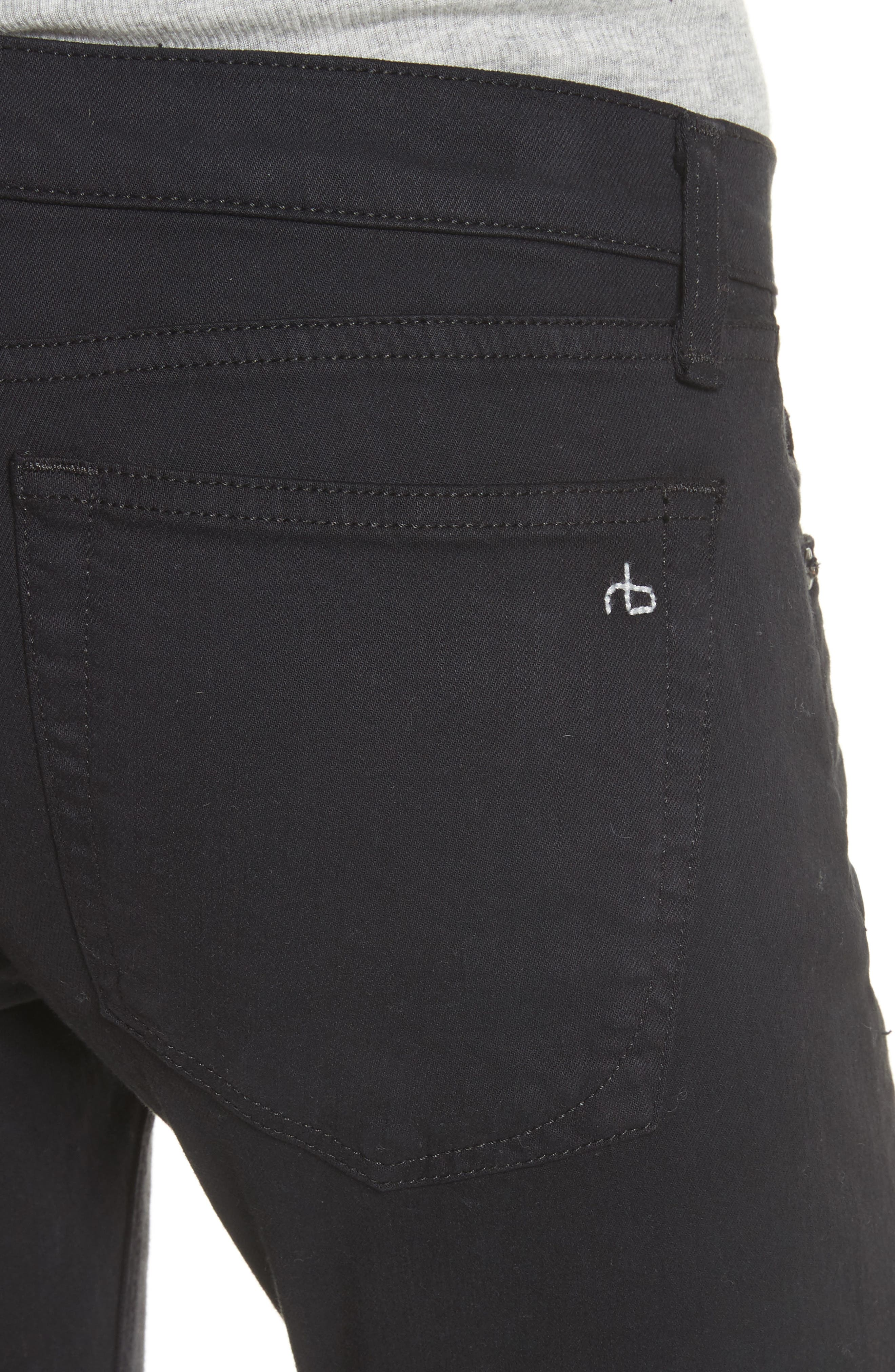 'The Dre' Skinny Jeans,                             Alternate thumbnail 10, color,