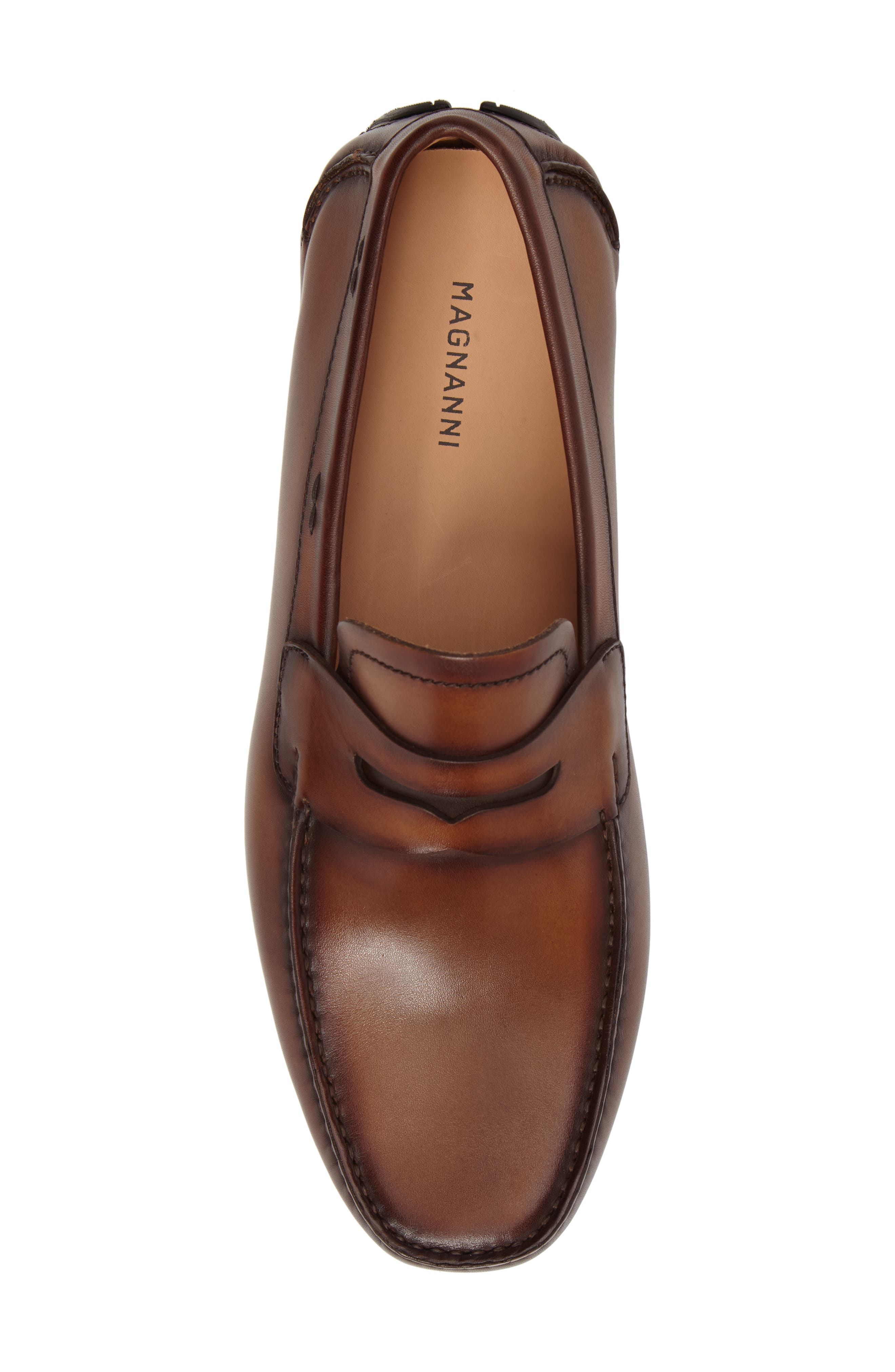 'Dylan' Leather Driving Shoe,                             Alternate thumbnail 27, color,