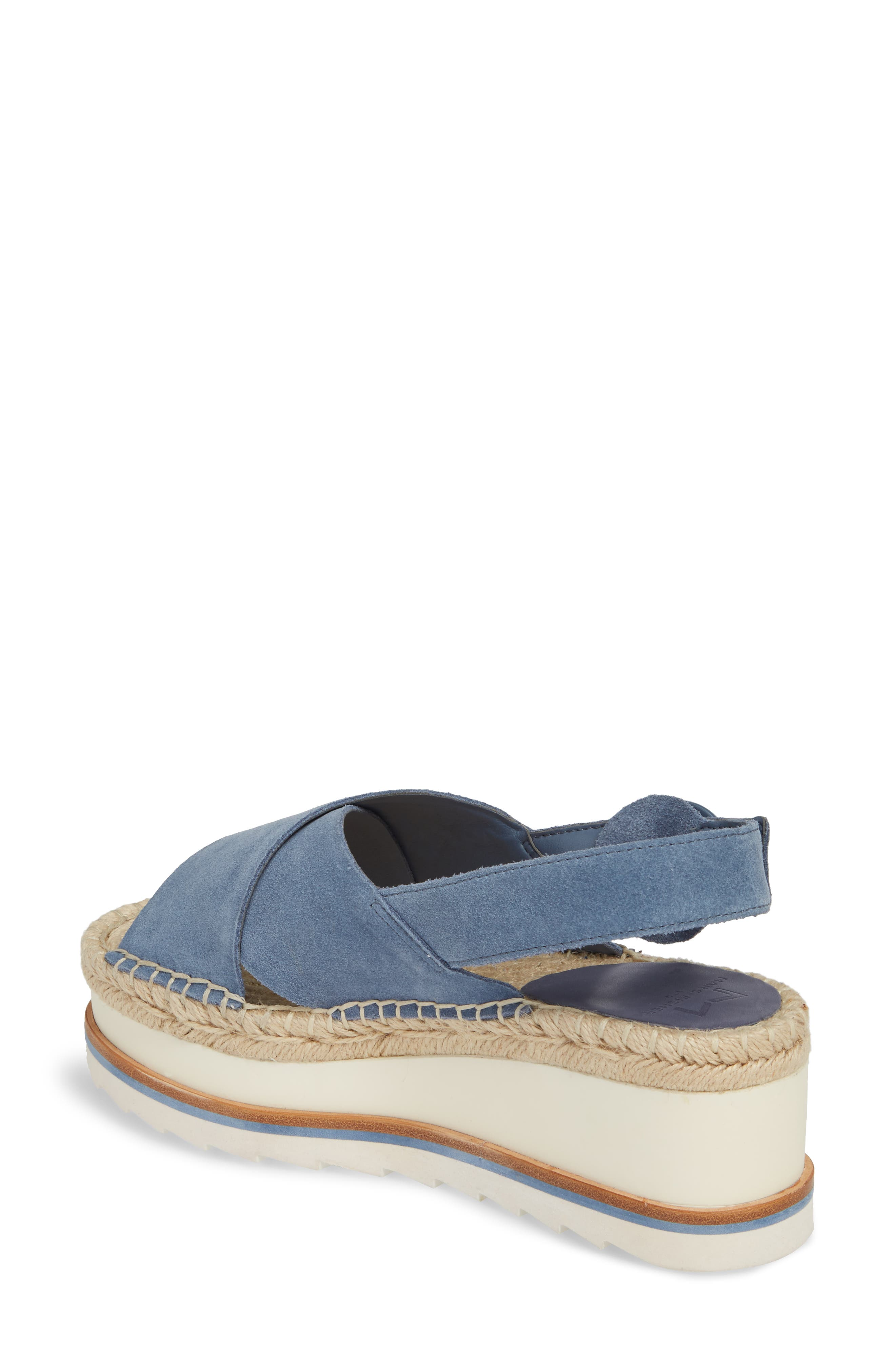 Glenna Platform Slingback Sandal,                             Alternate thumbnail 7, color,