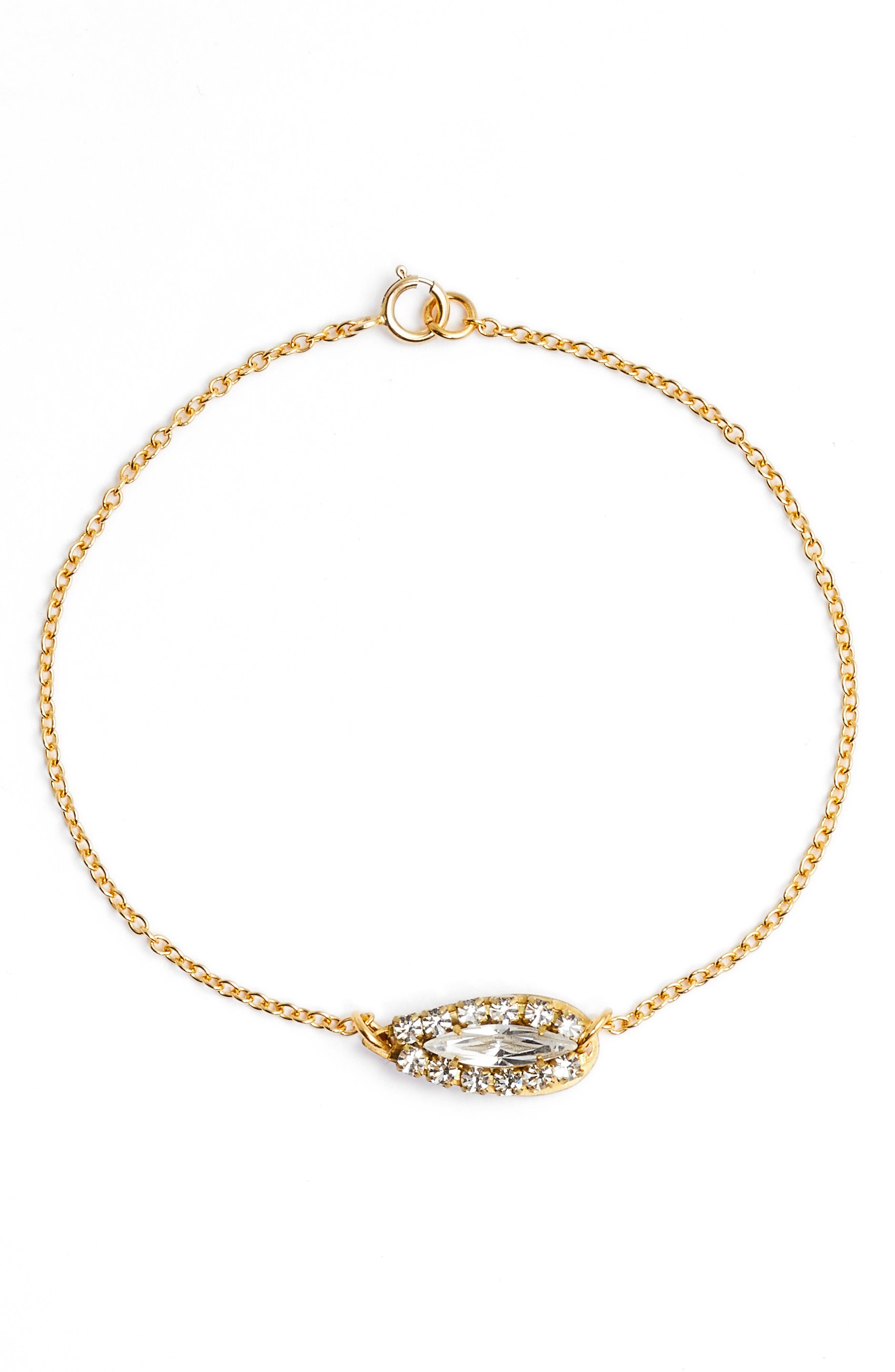 Marquise Bracelet,                         Main,                         color, 710