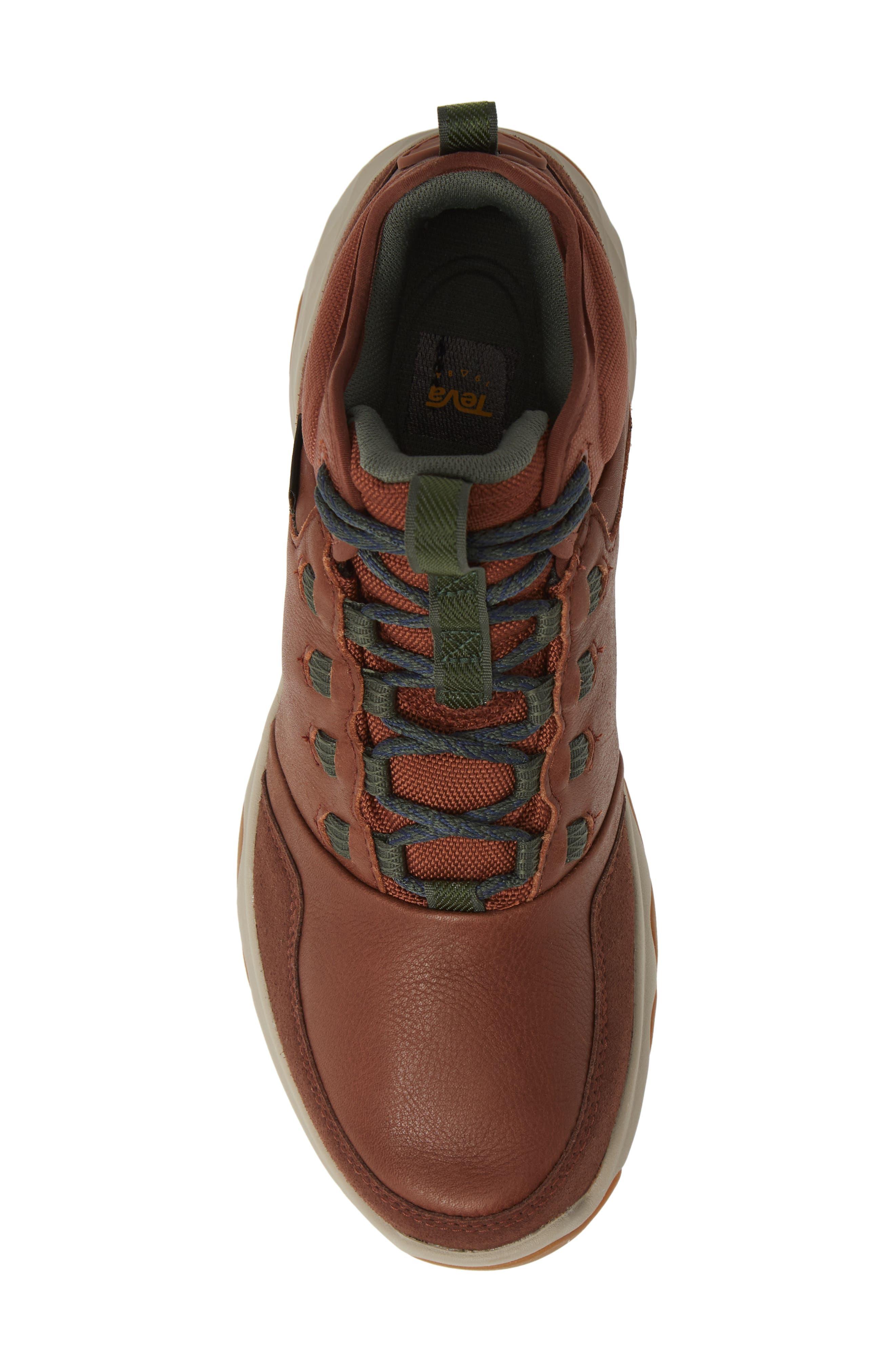 Arrowood 2 Mid Waterproof Sneaker Boot,                             Alternate thumbnail 5, color,                             242