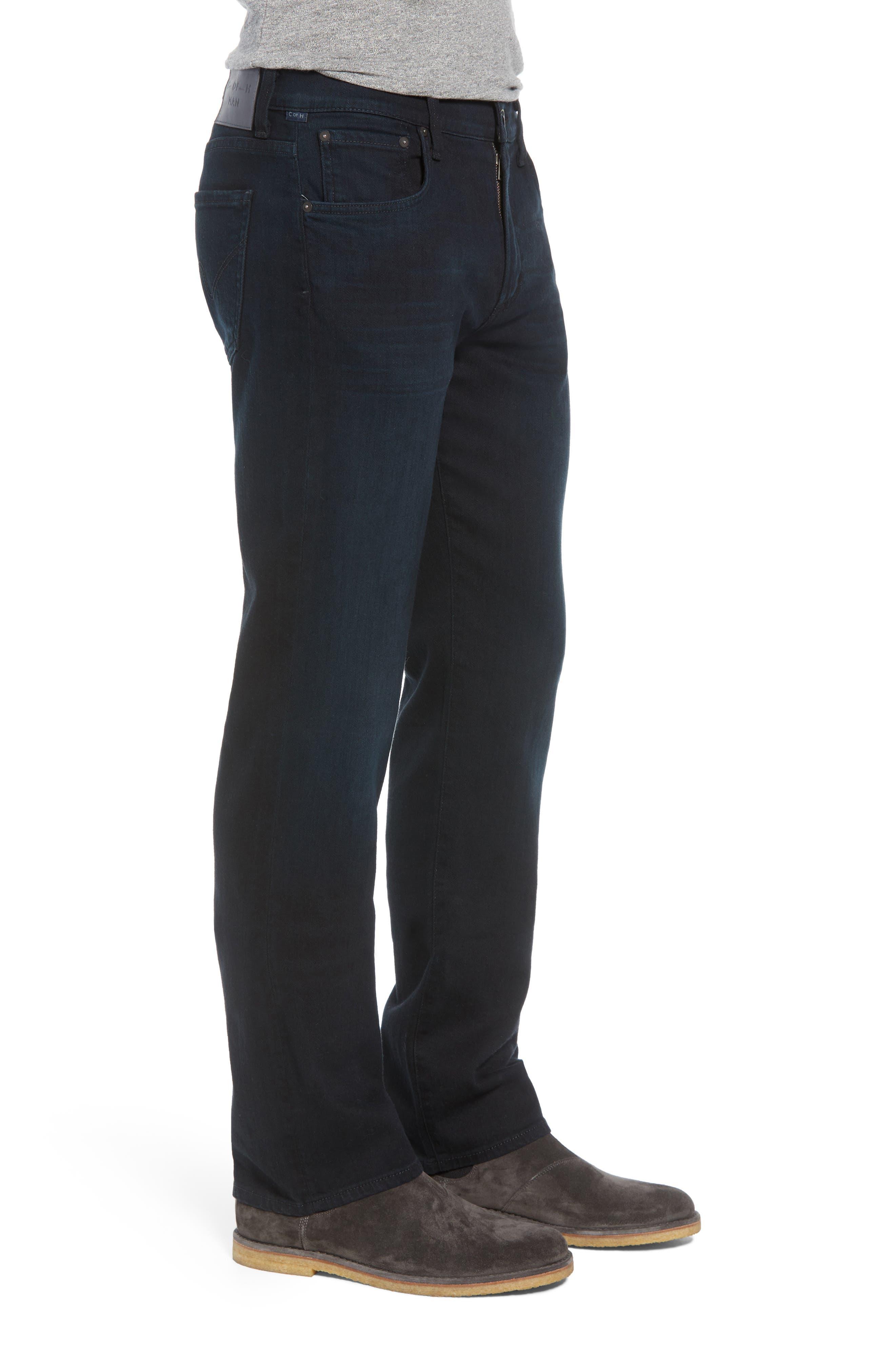 Sid Straight Leg Jeans,                             Alternate thumbnail 3, color,                             400