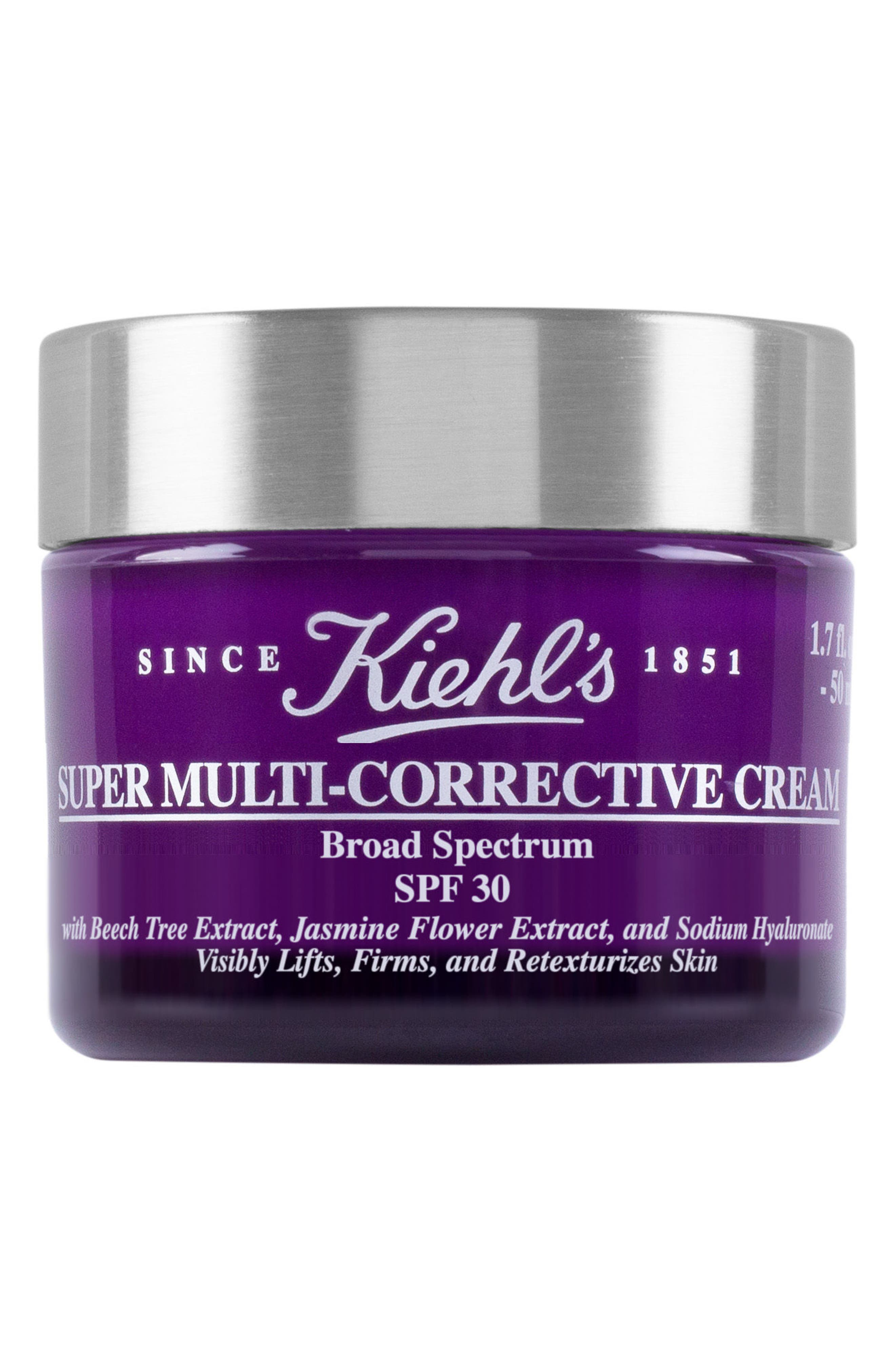 Super Multi-Corrective Cream SPF 30,                             Alternate thumbnail 4, color,                             NO COLOR
