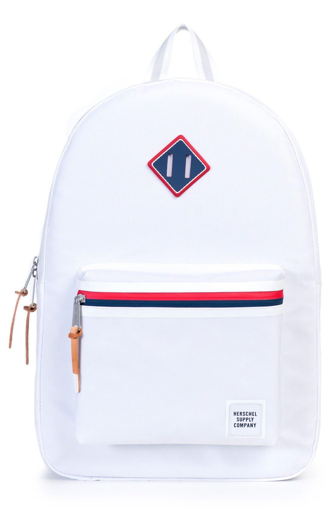 'Studio Ruskin' Backpack, Main, color, 143
