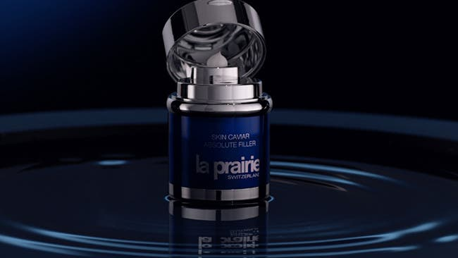 La Prairie Skin Caviar Absolute Filler video.