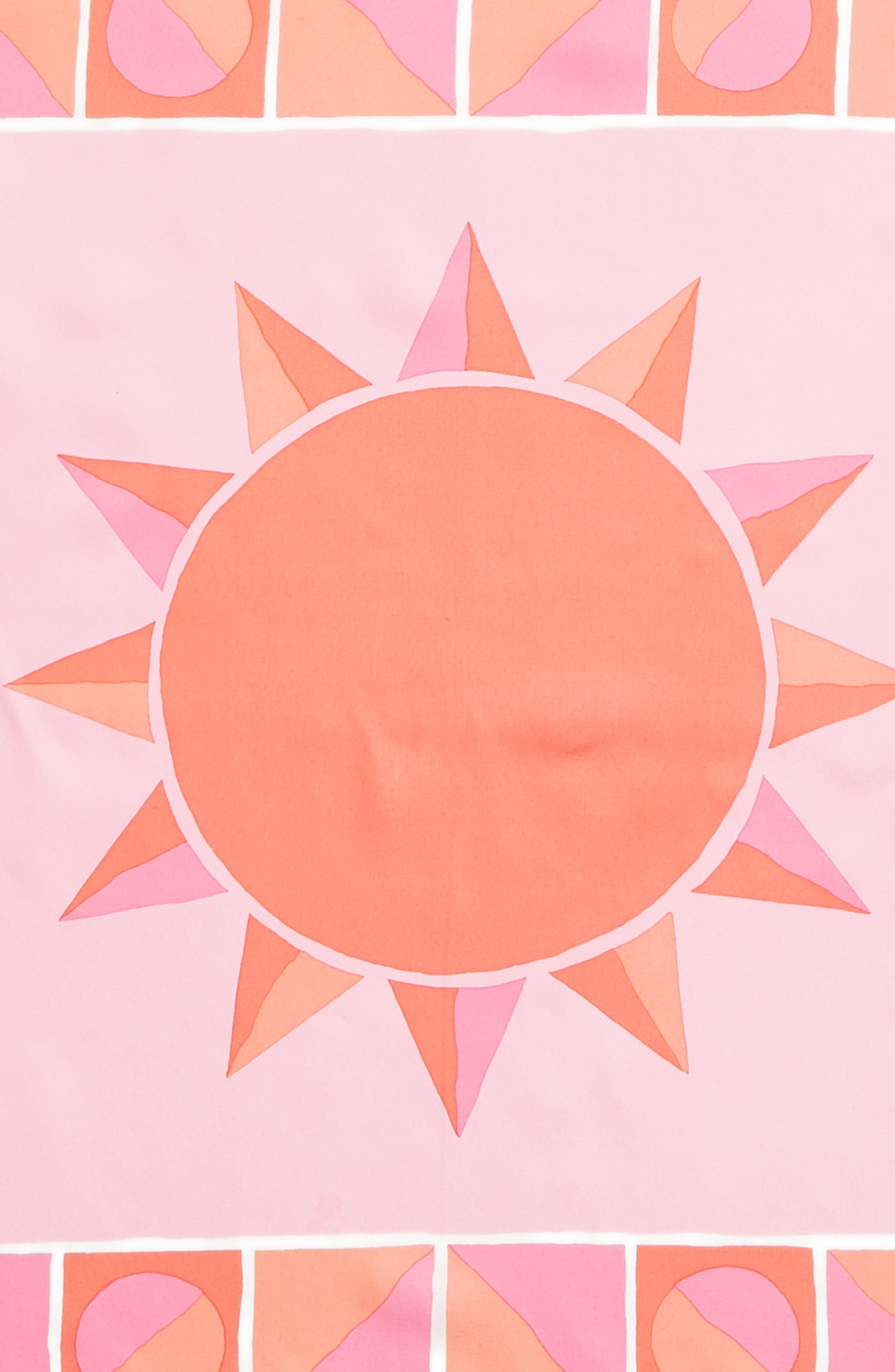 sun silk bandana,                             Alternate thumbnail 4, color,                             650