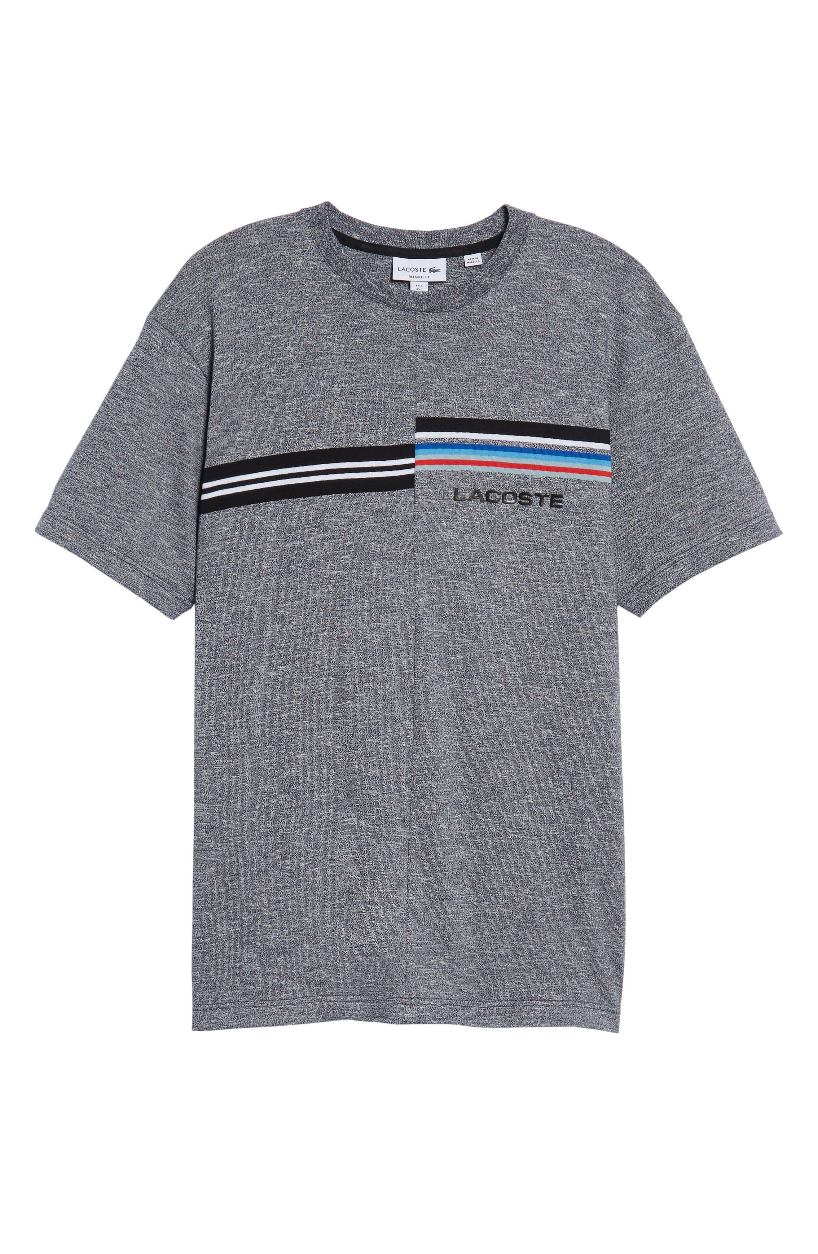 Mouline T-Shirt,                             Alternate thumbnail 6, color,                             060