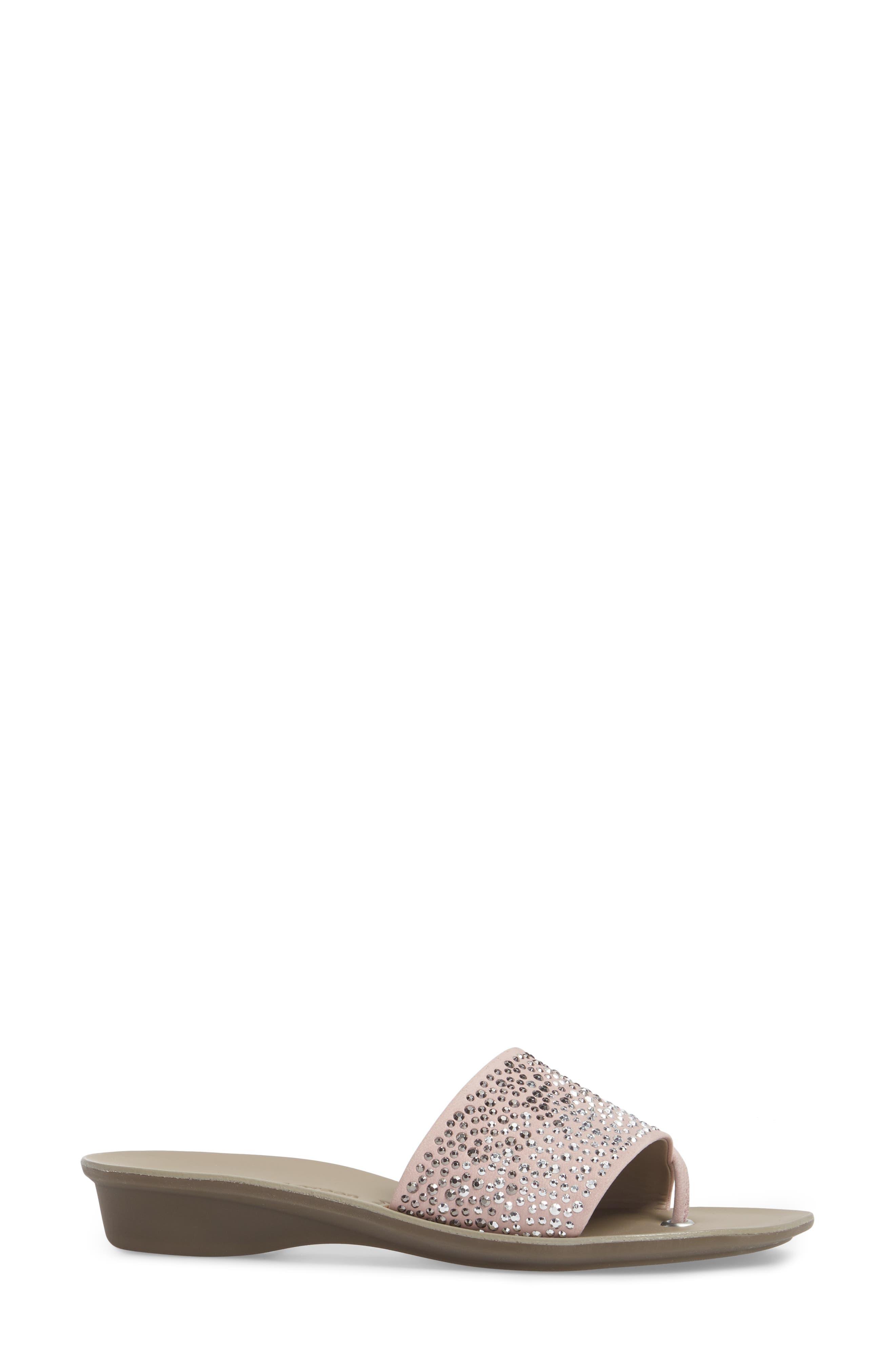Pixie Slide Sandal,                             Alternate thumbnail 9, color,