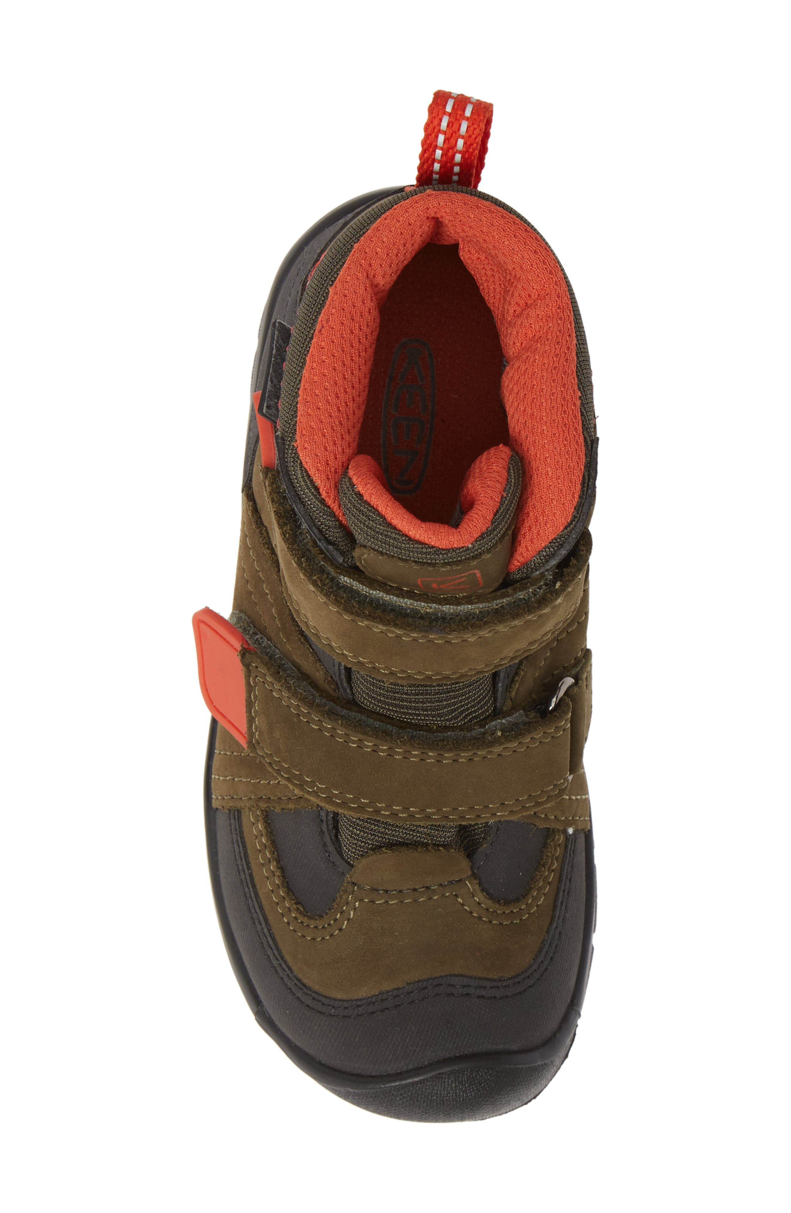 Hikeport Strap Waterproof Mid Boot,                             Alternate thumbnail 18, color,