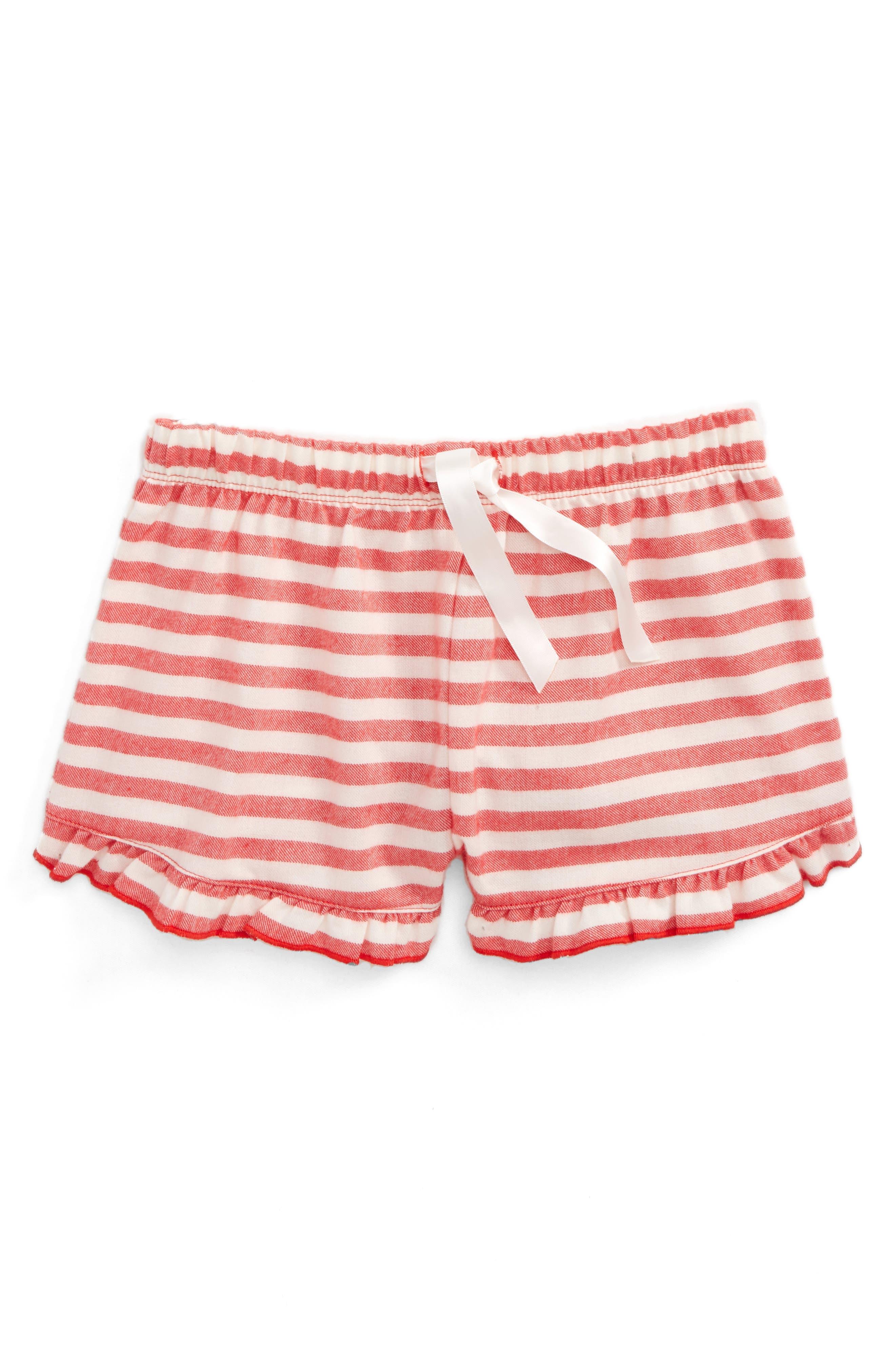 Flannel Shorts,                             Main thumbnail 8, color,