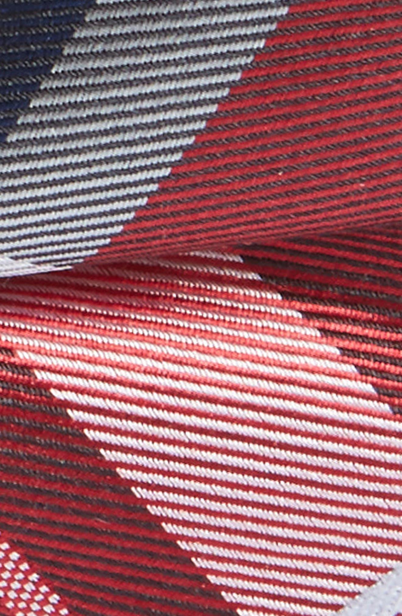 Plaid Silk Bow Tie,                             Alternate thumbnail 15, color,