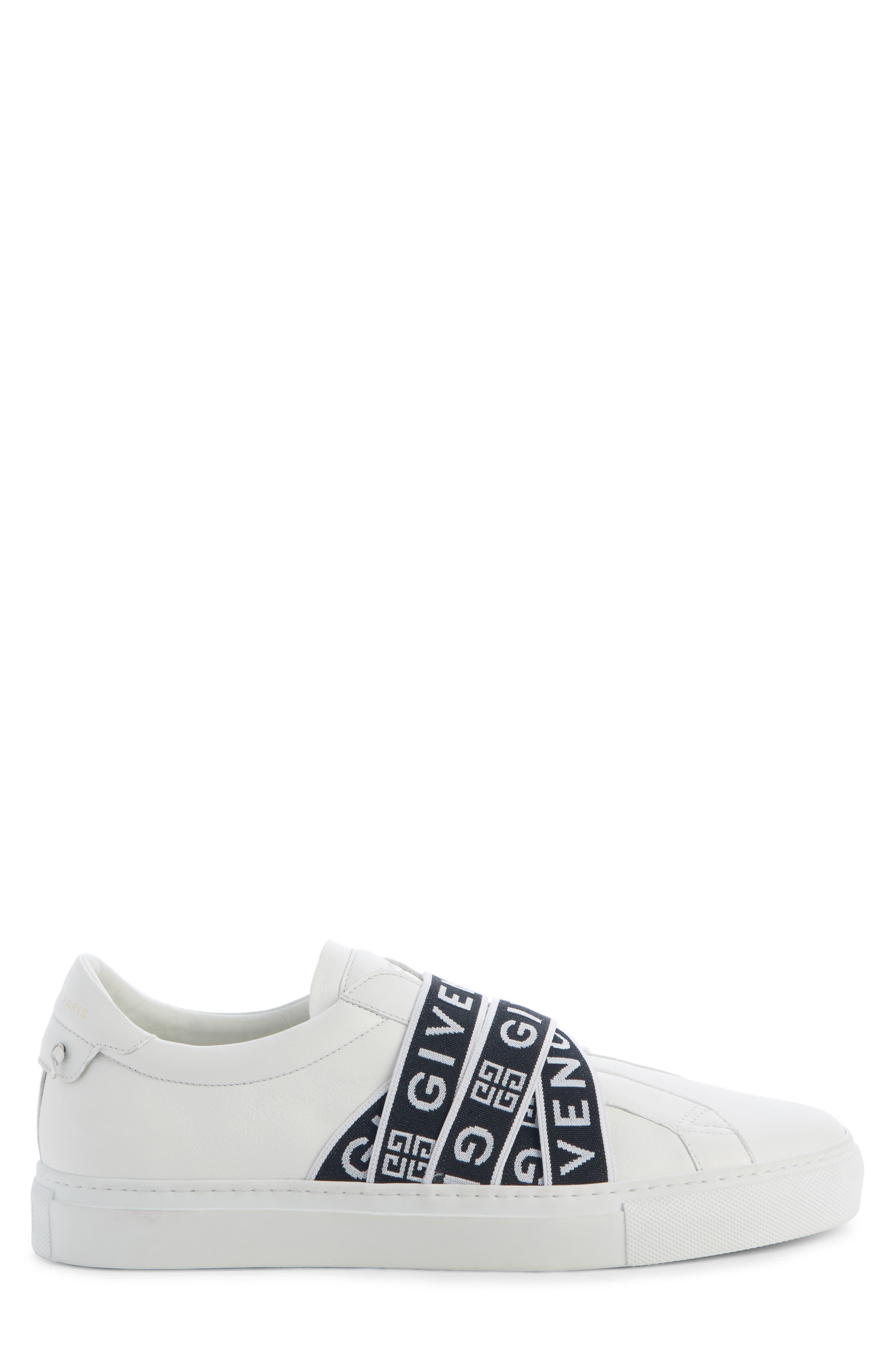 Urban Street Slip-On,                             Alternate thumbnail 3, color,                             WHITE/ BLACK