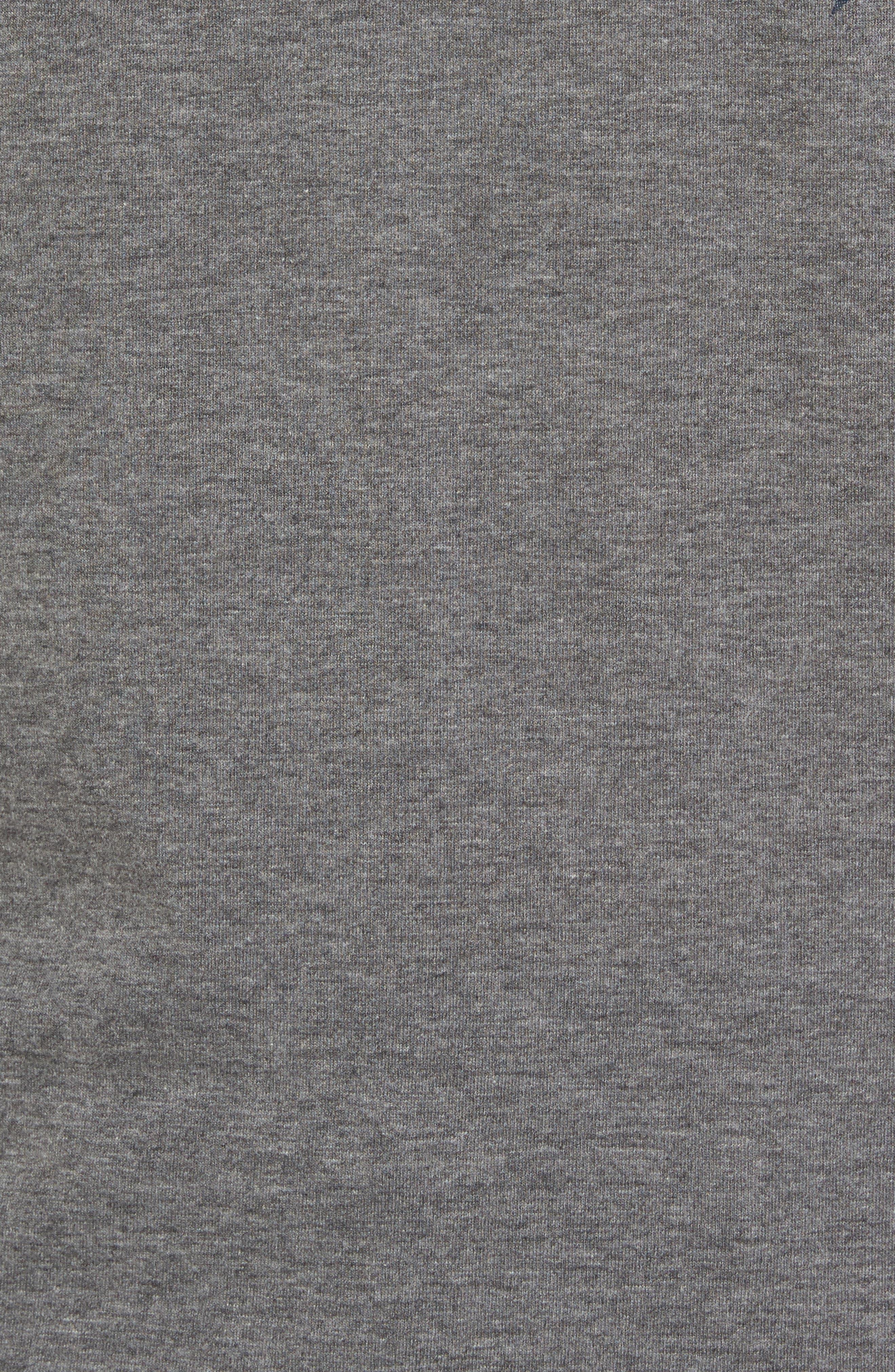 Seattle Seahawks Ringer T-Shirt,                             Alternate thumbnail 5, color,                             020