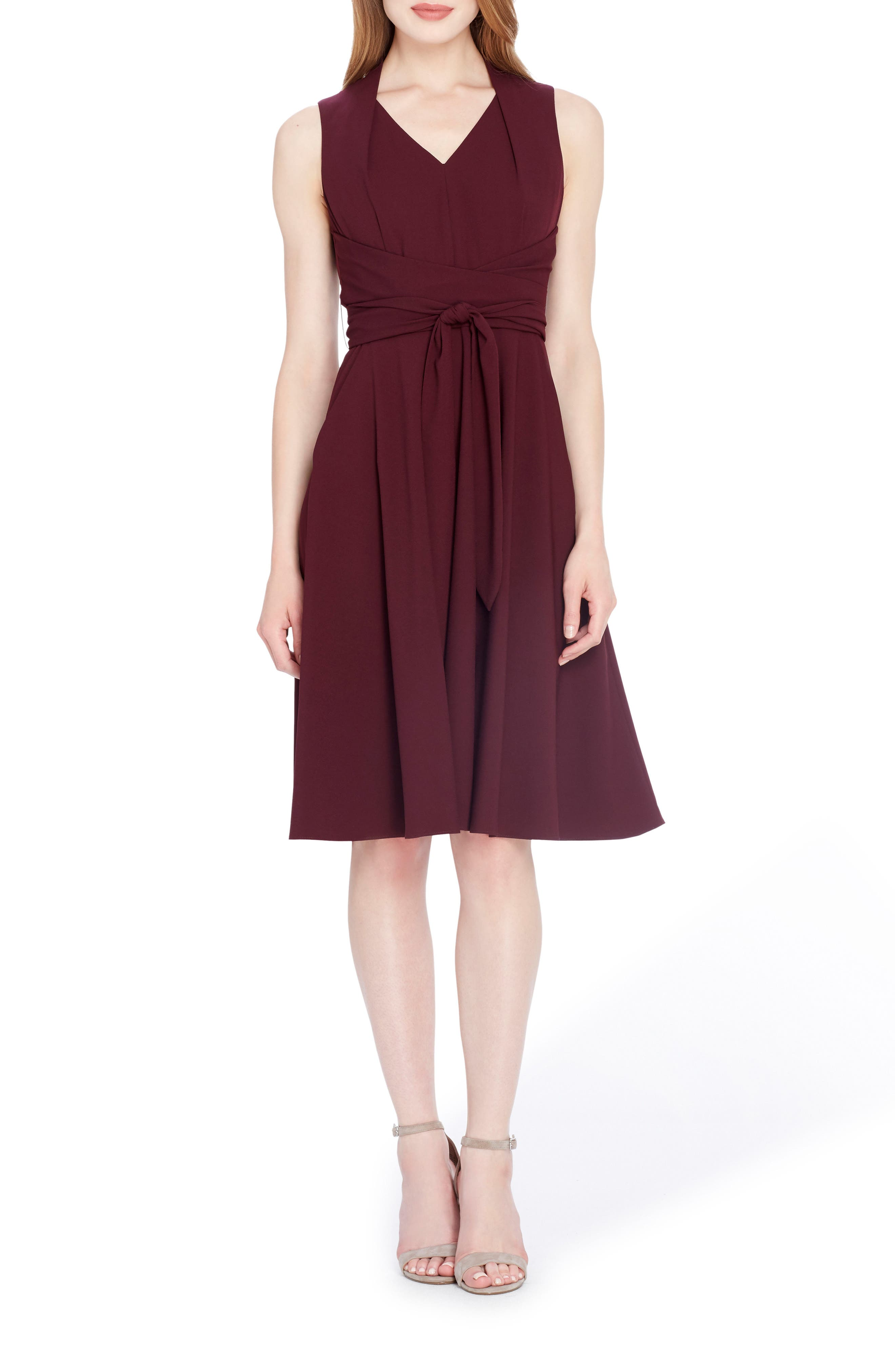Fit & Flare Dress,                         Main,                         color, 541