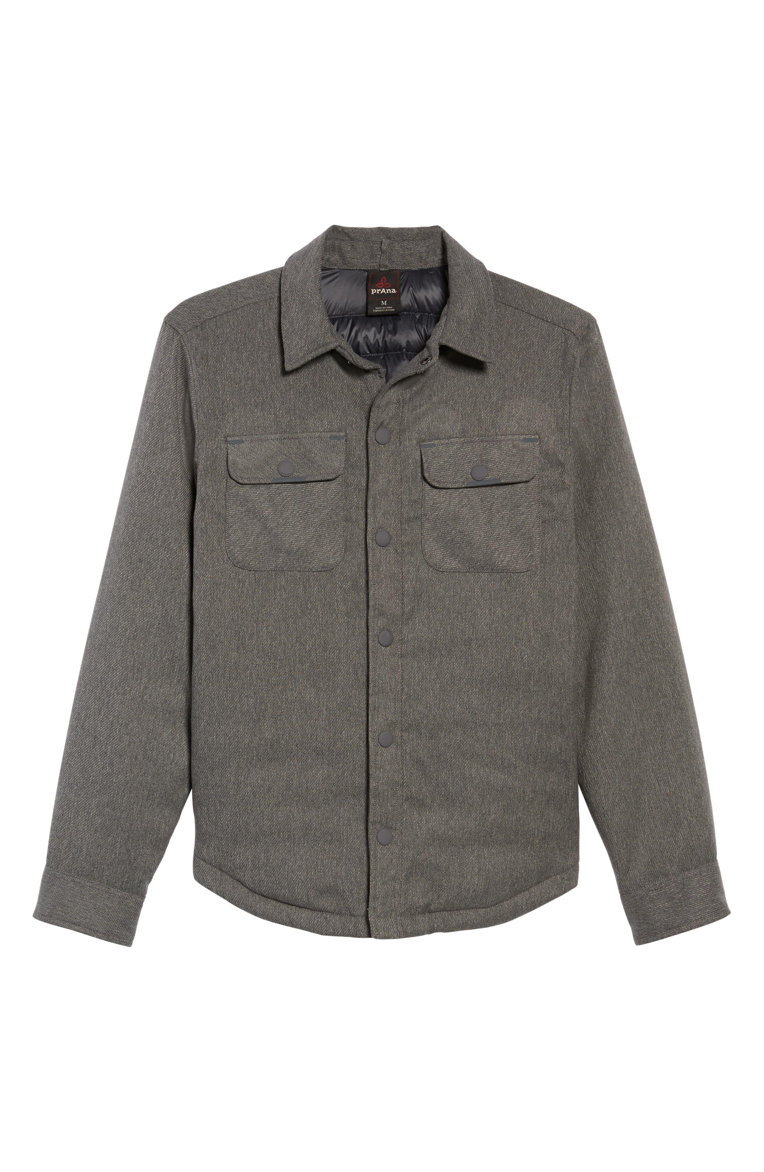 Showdown Shirt Jacket,                             Alternate thumbnail 5, color,                             020