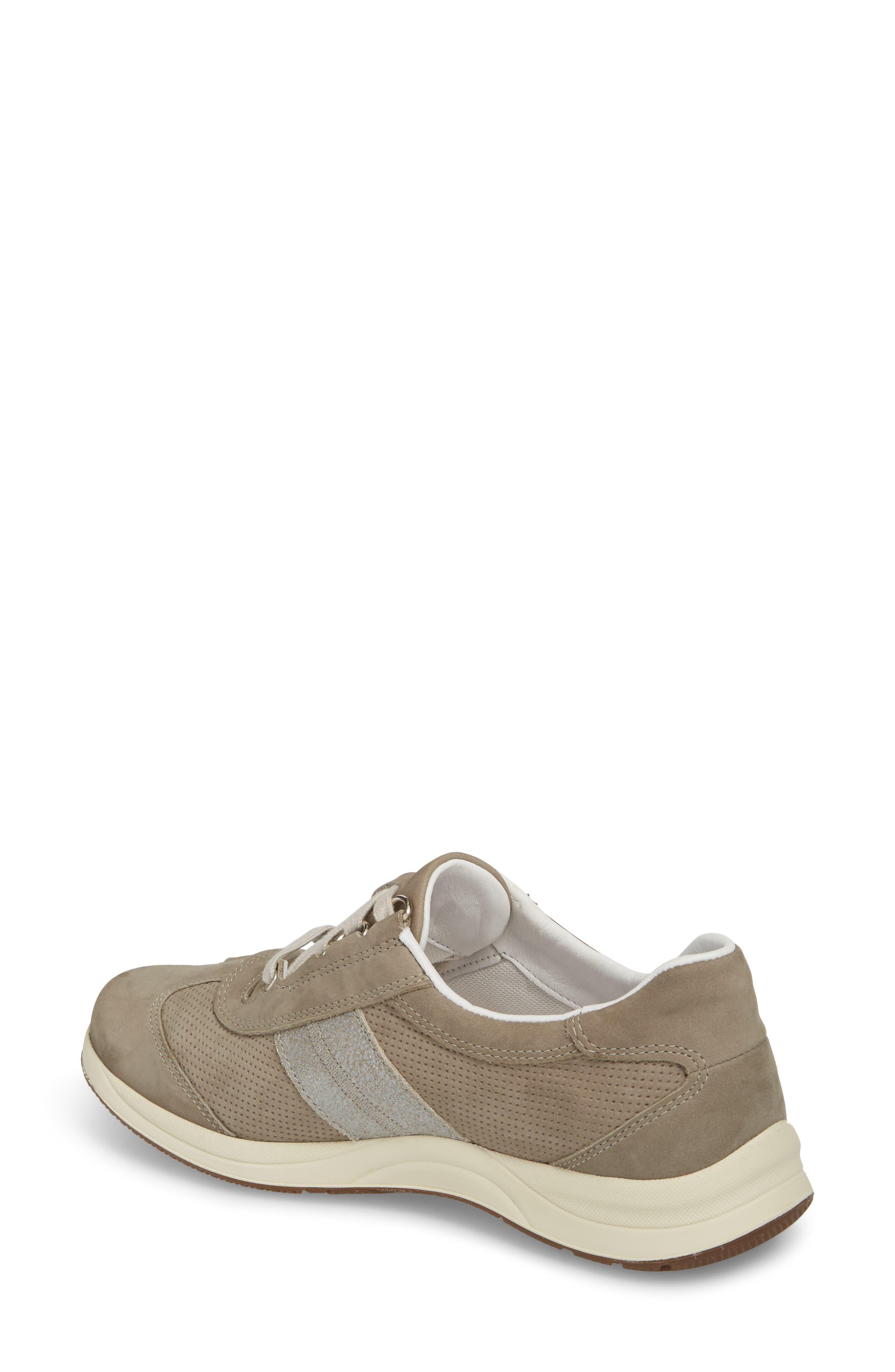 Laser Perforated Walking Shoe,                             Alternate thumbnail 9, color,