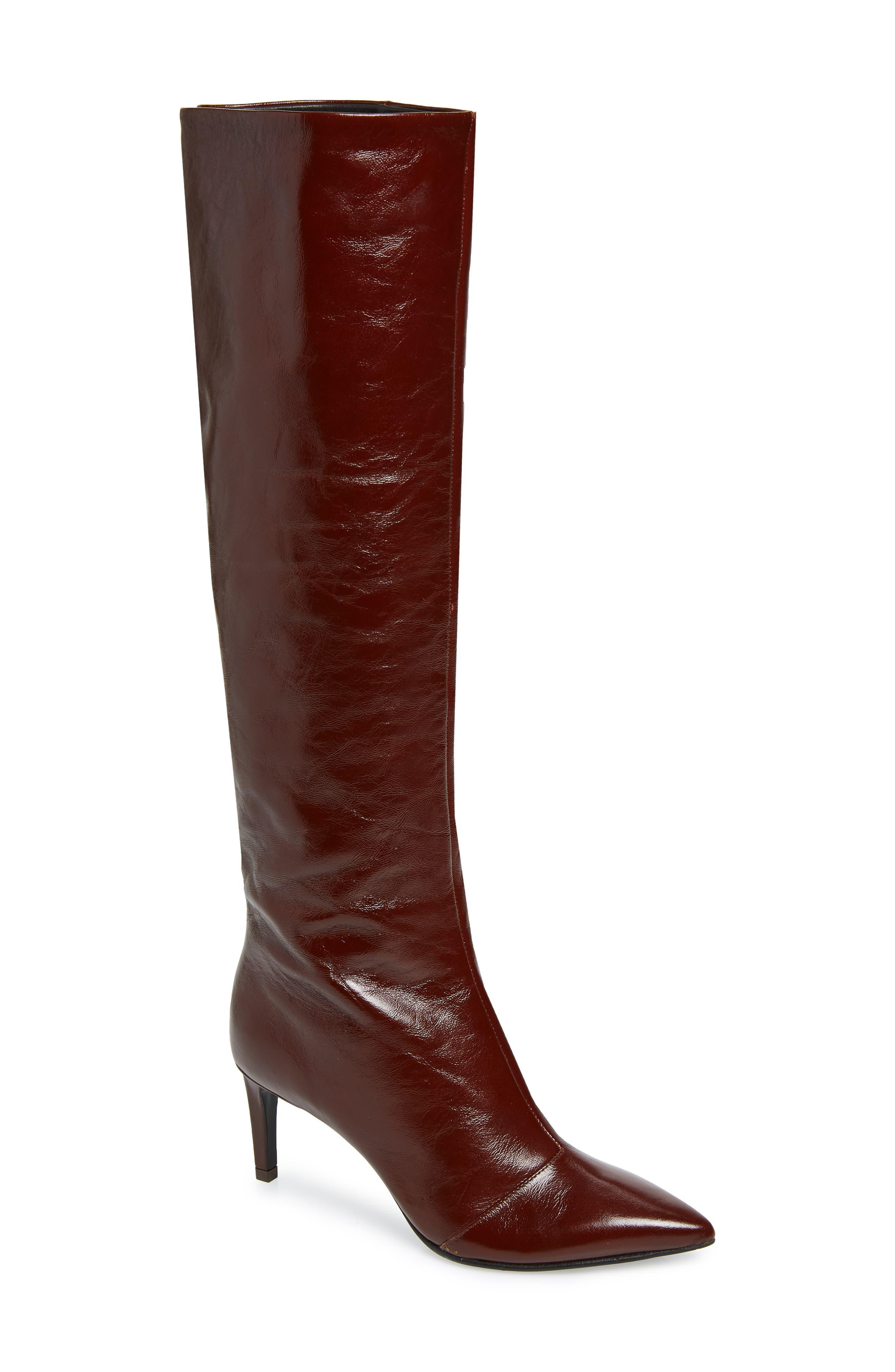Rag & Bone Beha Knee High Boot, Brown
