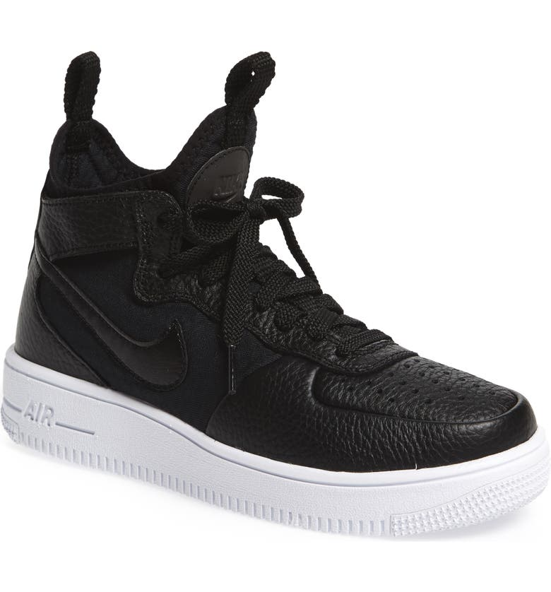 new product 0f6c9 0267c NIKE Air Force 1 Ultraforce Mid Sneaker, Main, color, 005