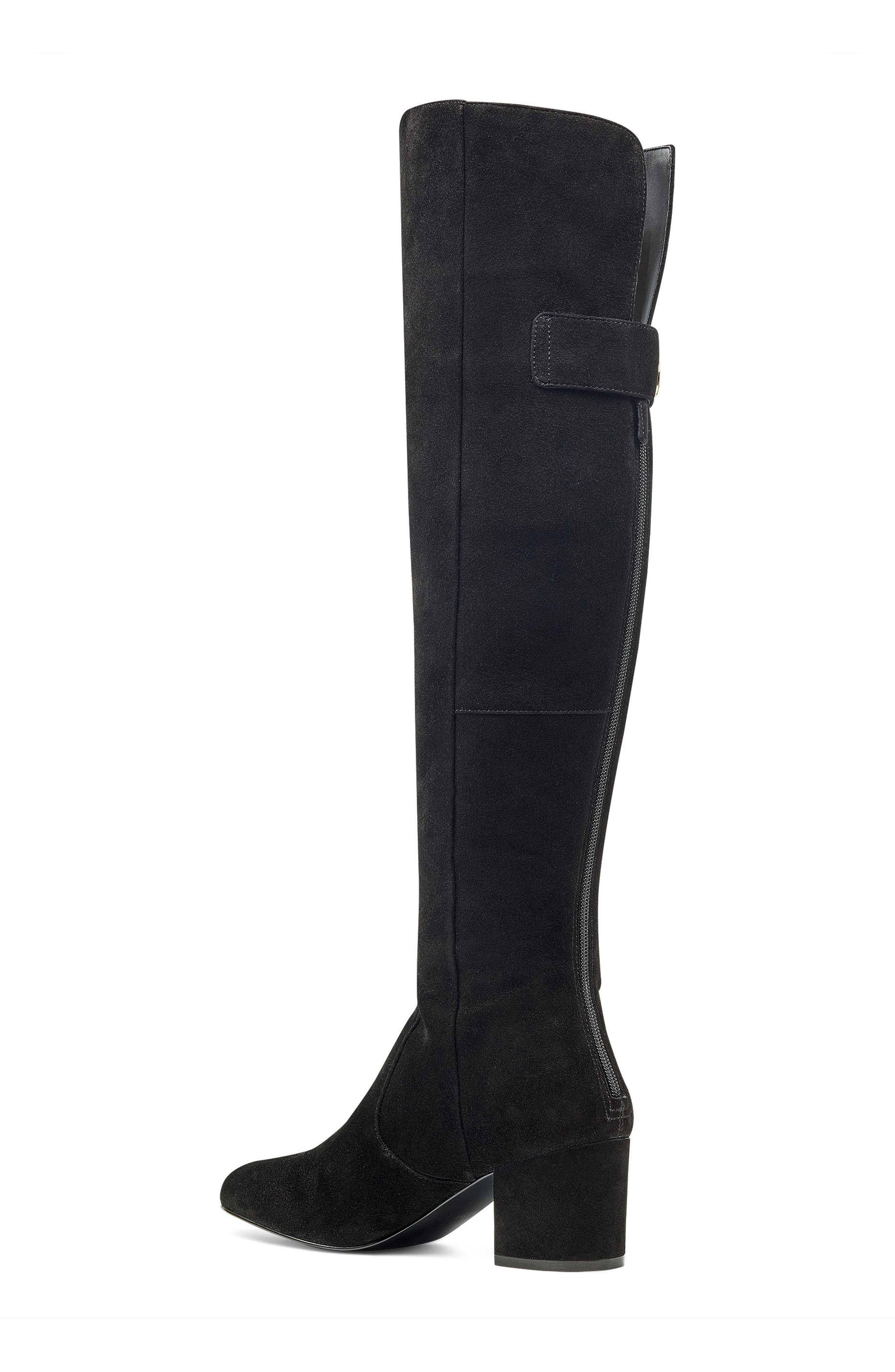 Queddy Over the Knee Boot,                             Alternate thumbnail 3, color,