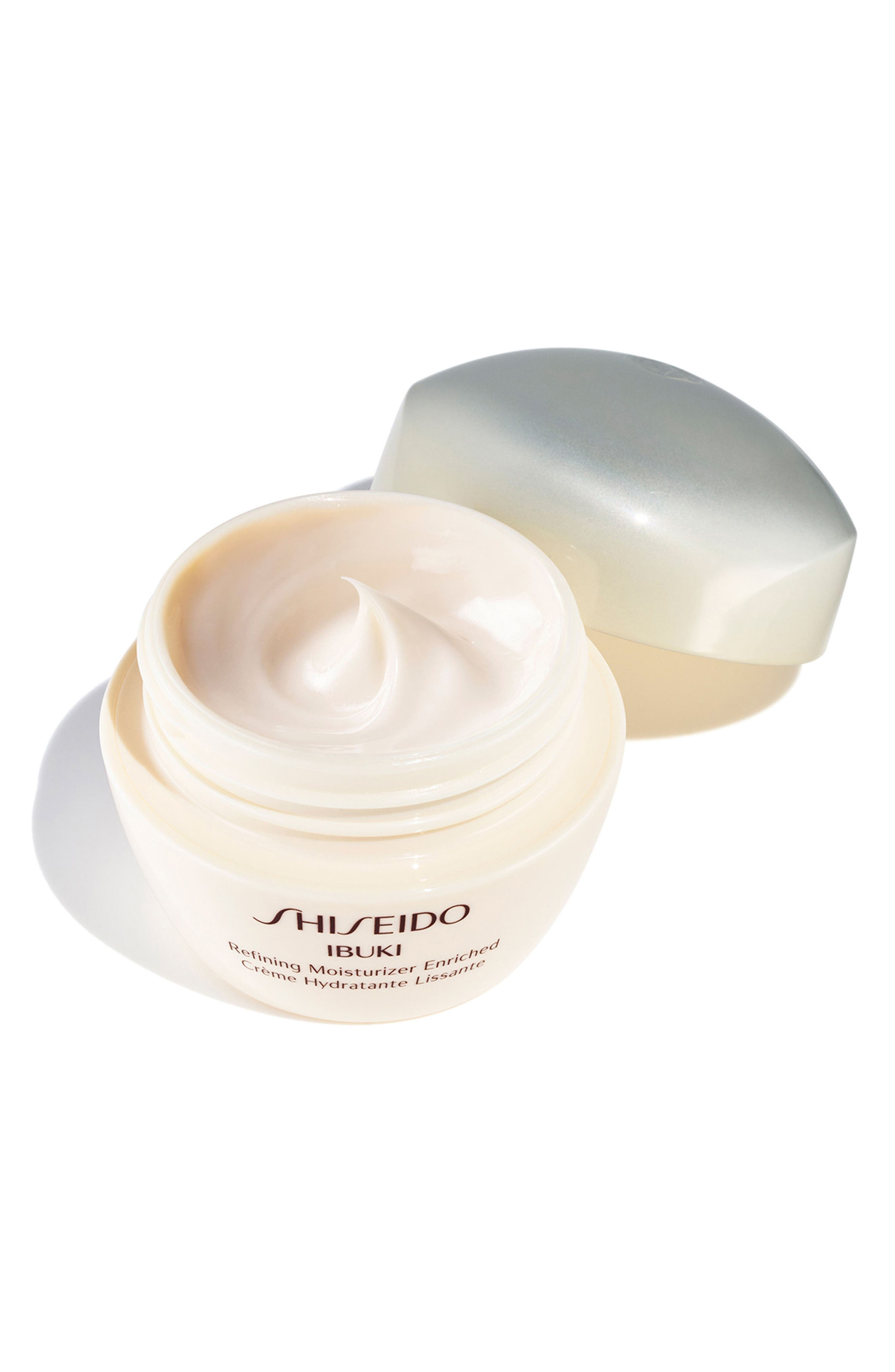 SHISEIDO,                             Ibuki Refining Moisturizer Enriched,                             Alternate thumbnail 2, color,                             NO COLOR