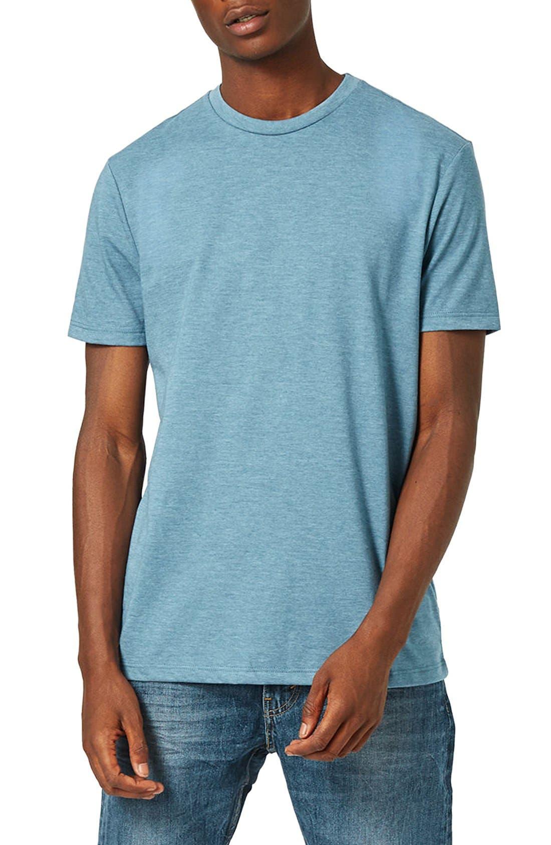 Slim Fit Crewneck T-Shirt,                             Main thumbnail 69, color,