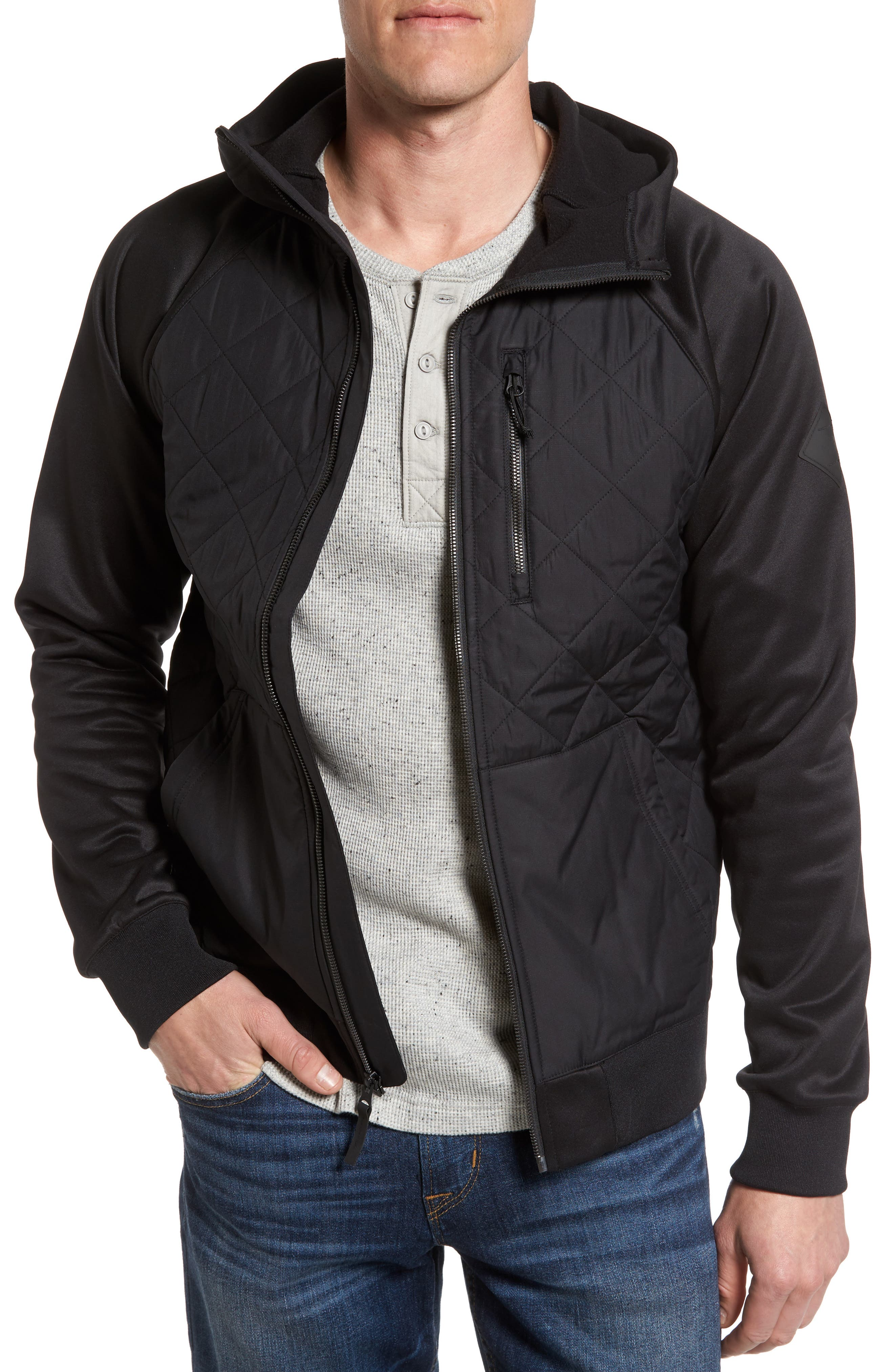 Pilsen Hybrid Jacket,                             Main thumbnail 2, color,