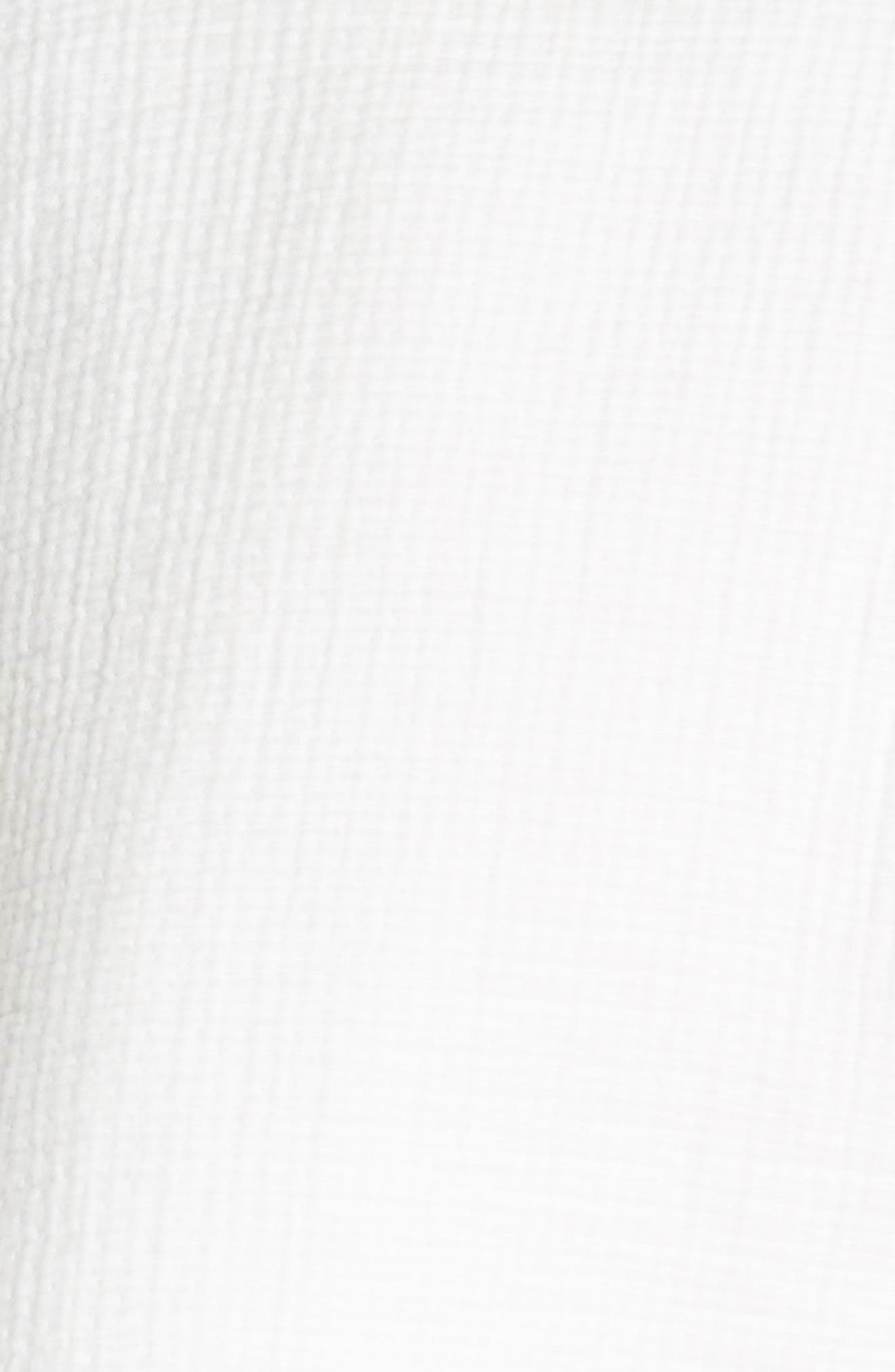 Frida Jacket,                             Alternate thumbnail 6, color,                             WHITE