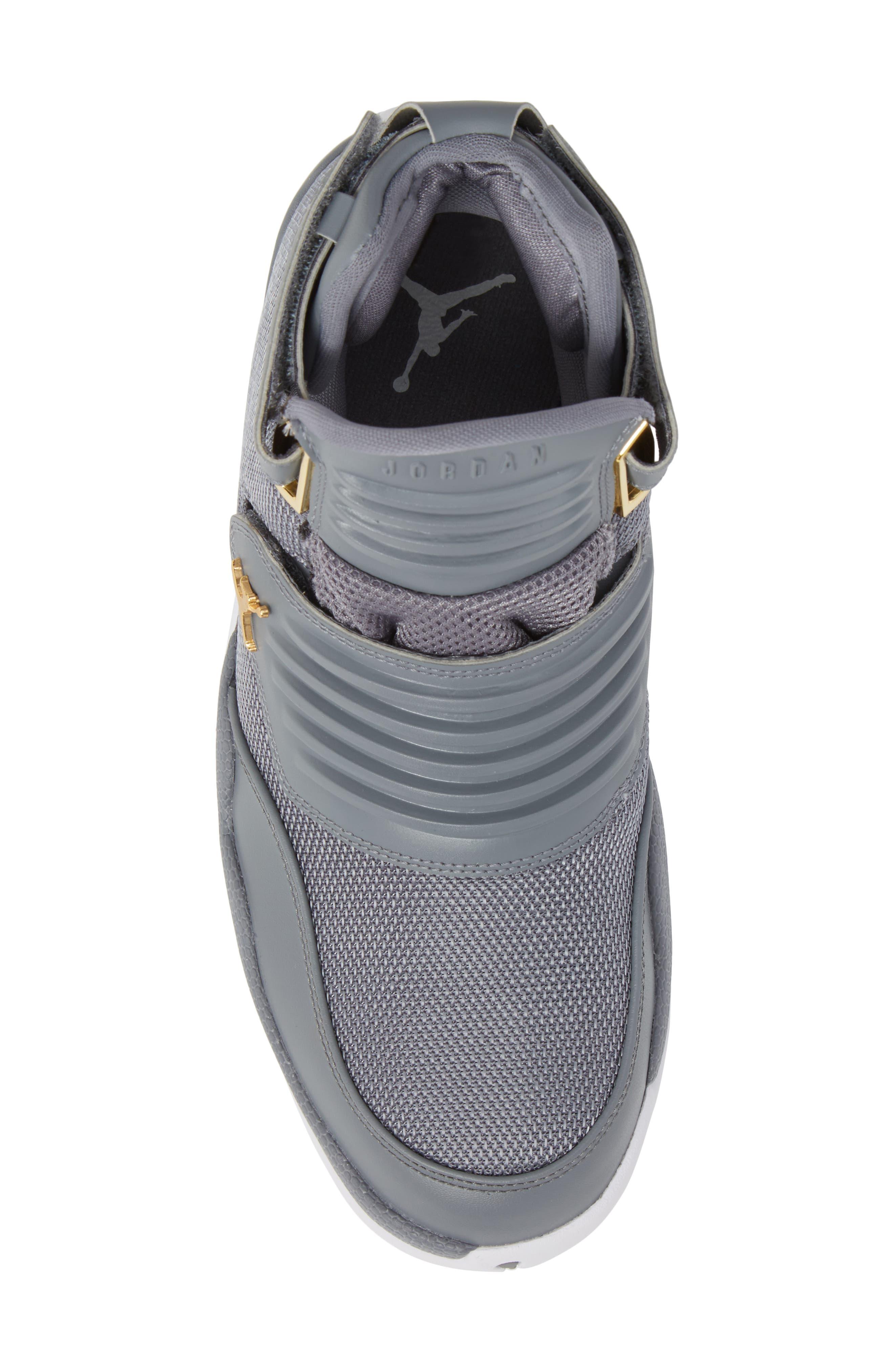 Jordan Generation High Top Sneaker,                             Alternate thumbnail 10, color,