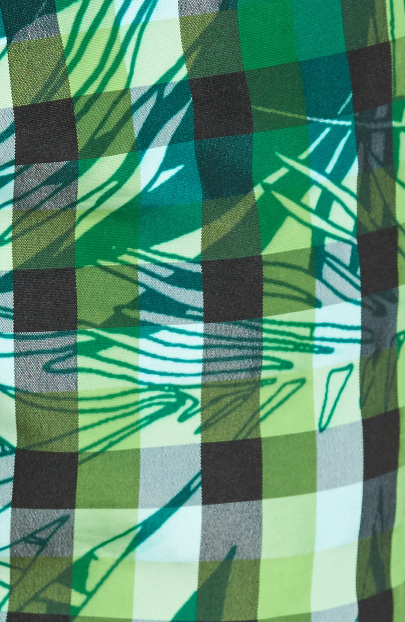 Bermuda Swim Trunks,                             Alternate thumbnail 5, color,                             350