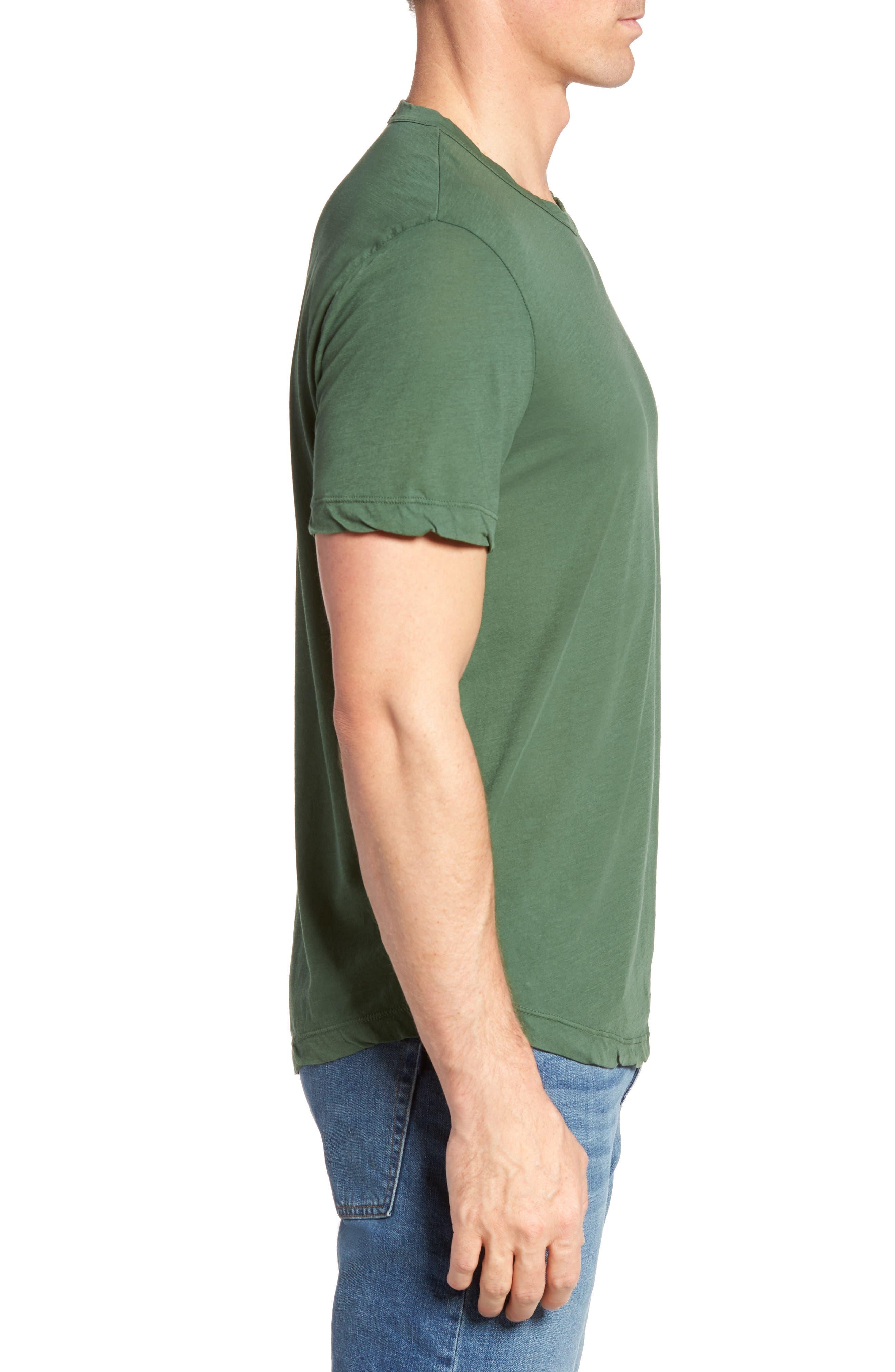 Crewneck Jersey T-Shirt,                             Alternate thumbnail 351, color,