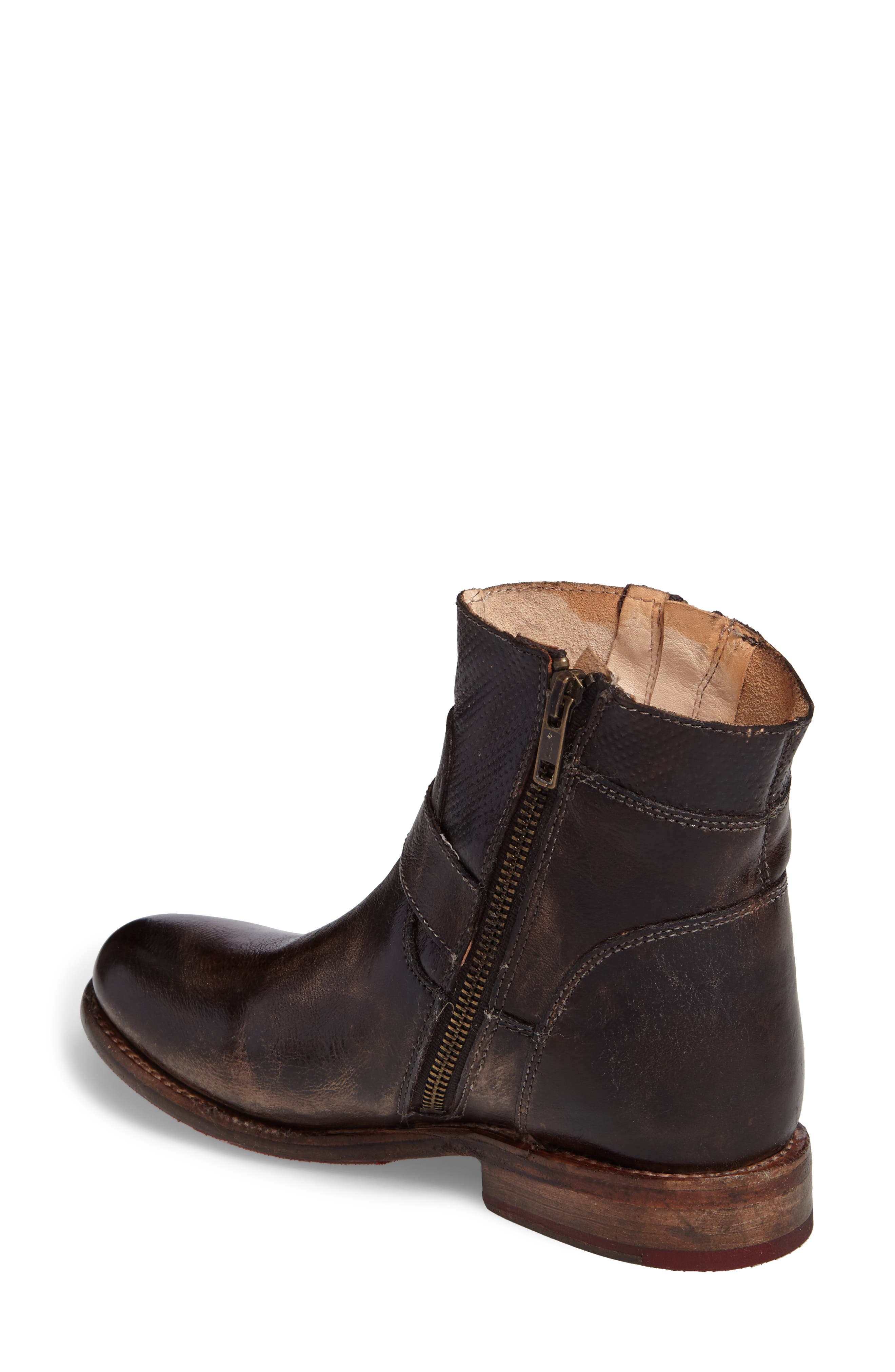 Becca Buckle Boot,                             Alternate thumbnail 5, color,