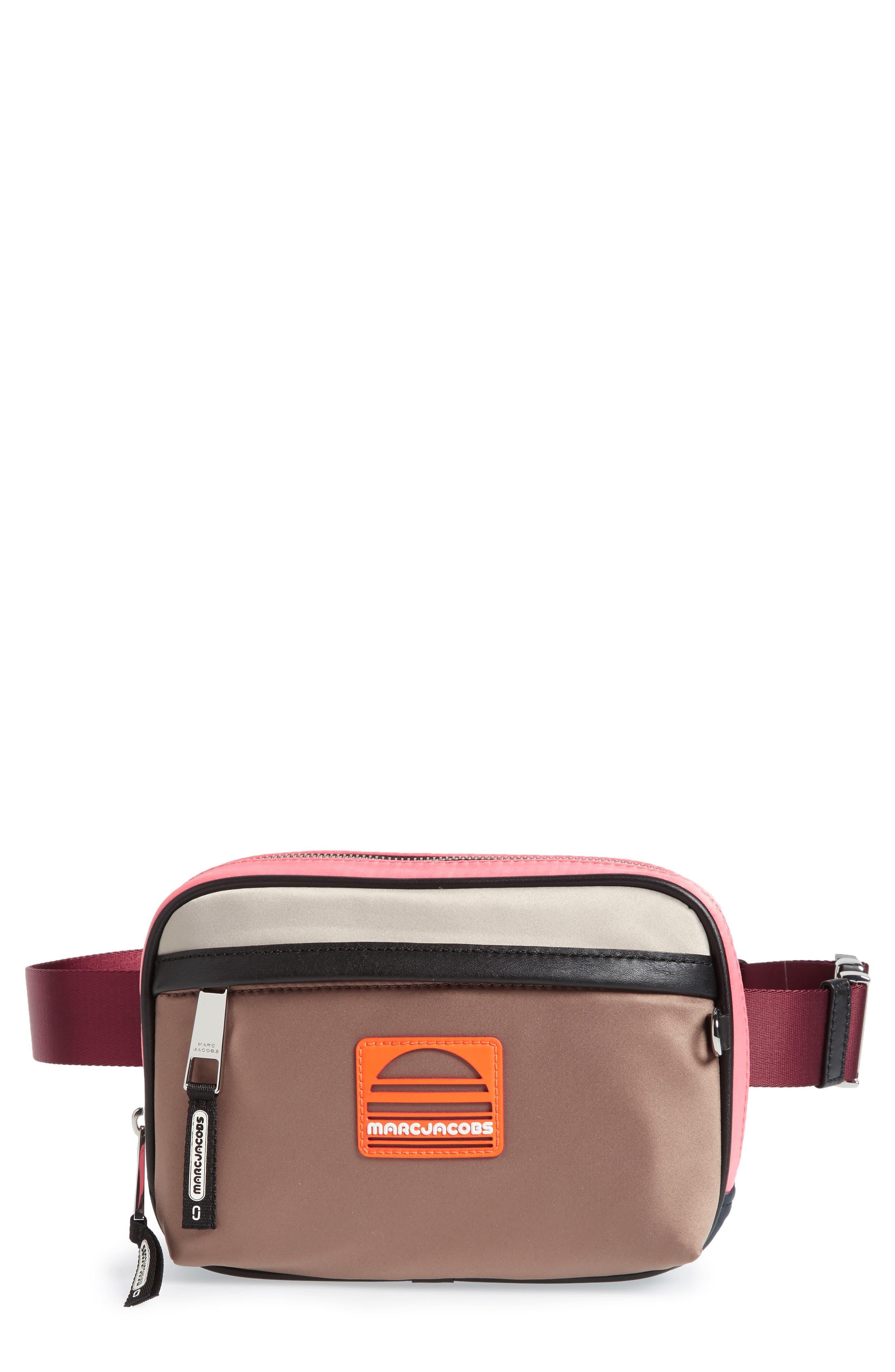 Sport Colorblock Belt Bag,                             Main thumbnail 3, color,