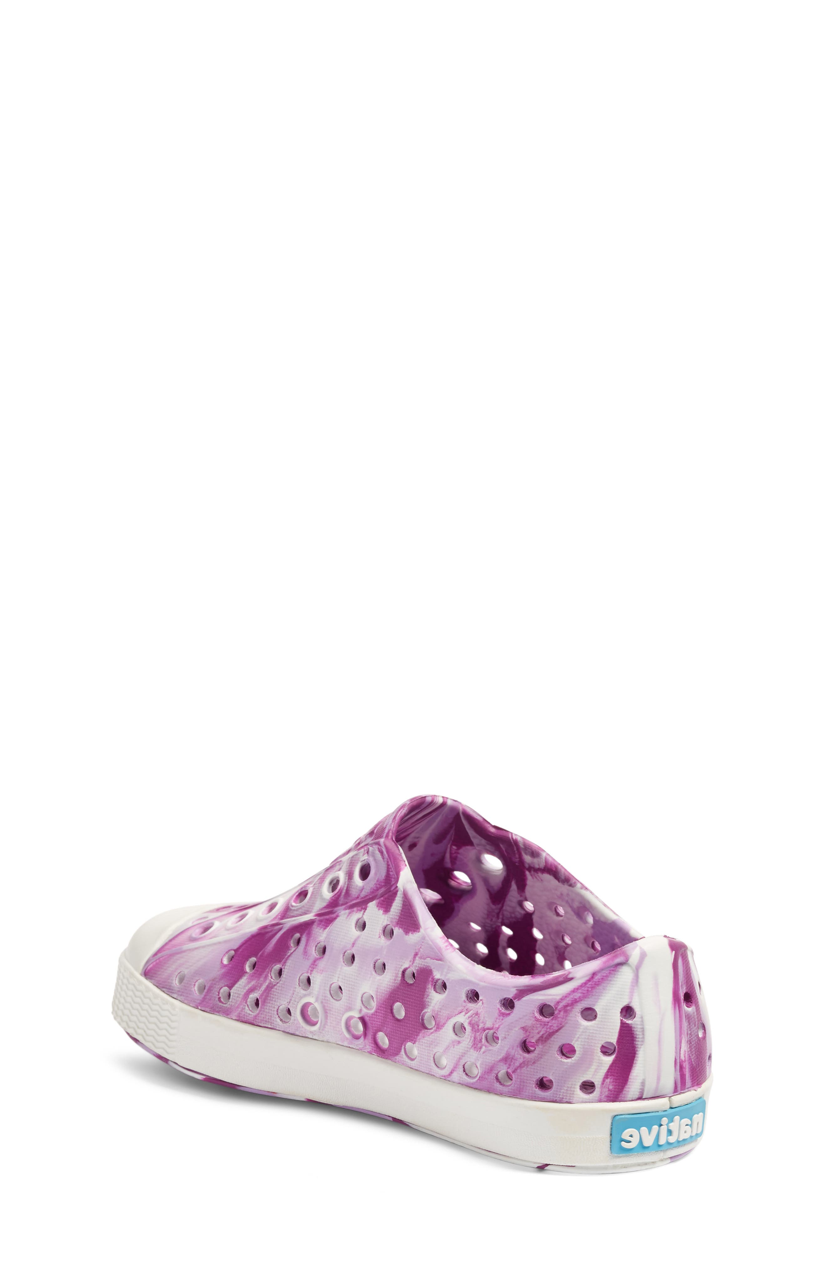 Jefferson - Marbled Perforated Slip-On,                             Alternate thumbnail 42, color,