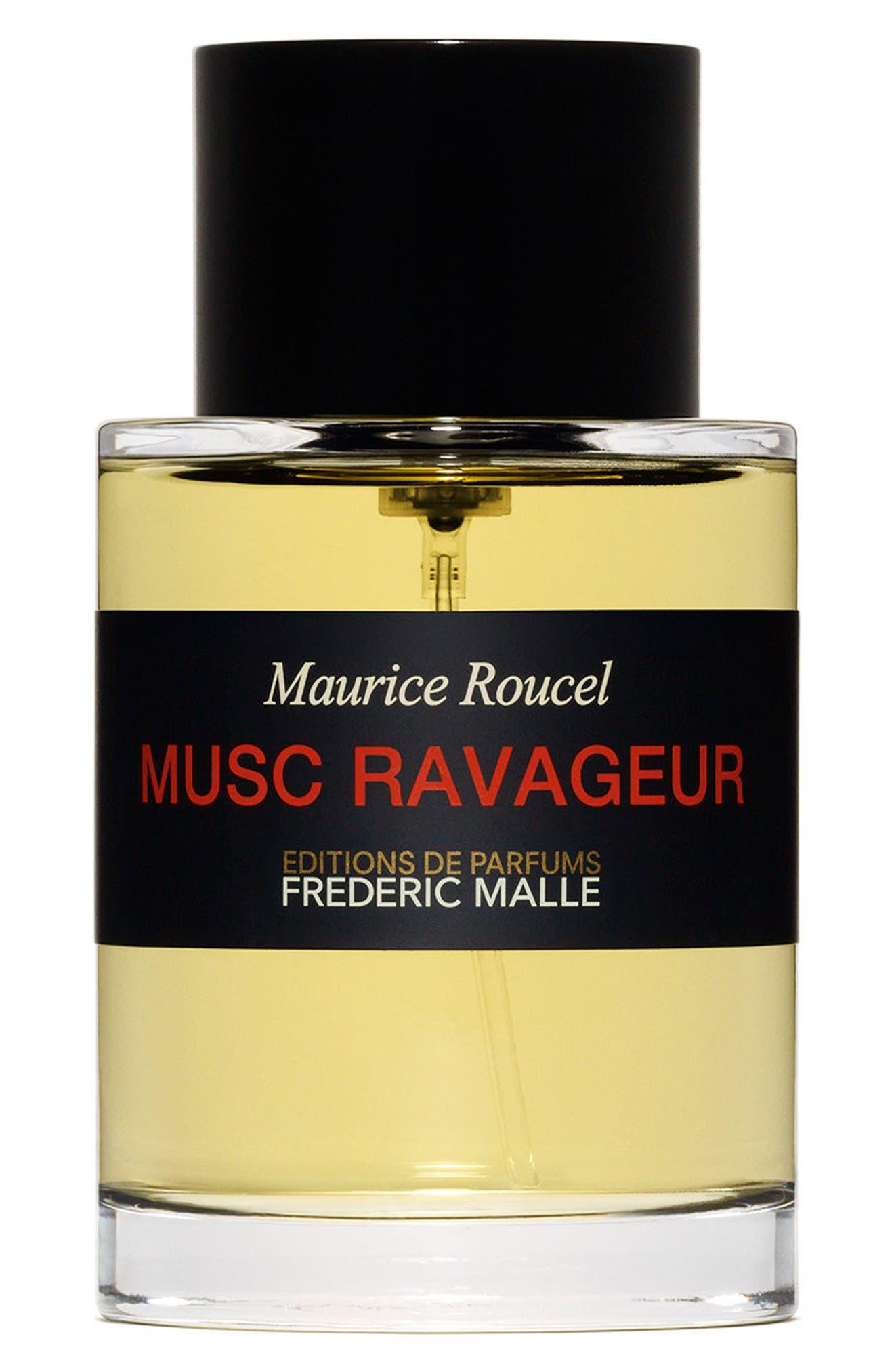Editions de Parfums Frédéric Malle Musc Ravageur Parfum Spray,                             Main thumbnail 1, color,                             NO COLOR