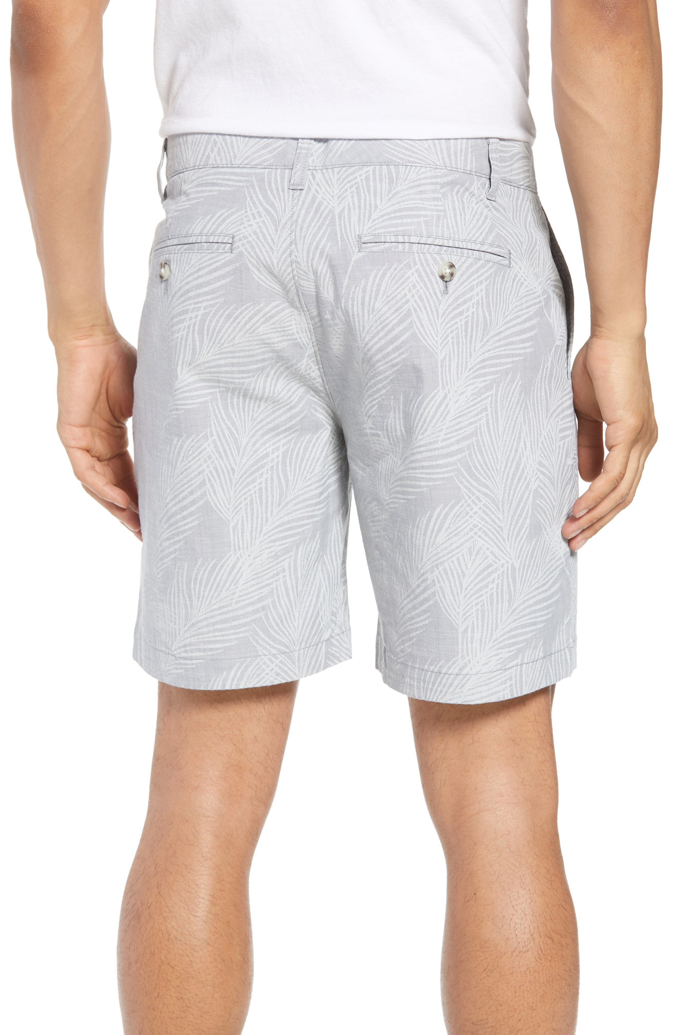 Print Stretch Chino Shorts,                             Alternate thumbnail 2, color,                             020