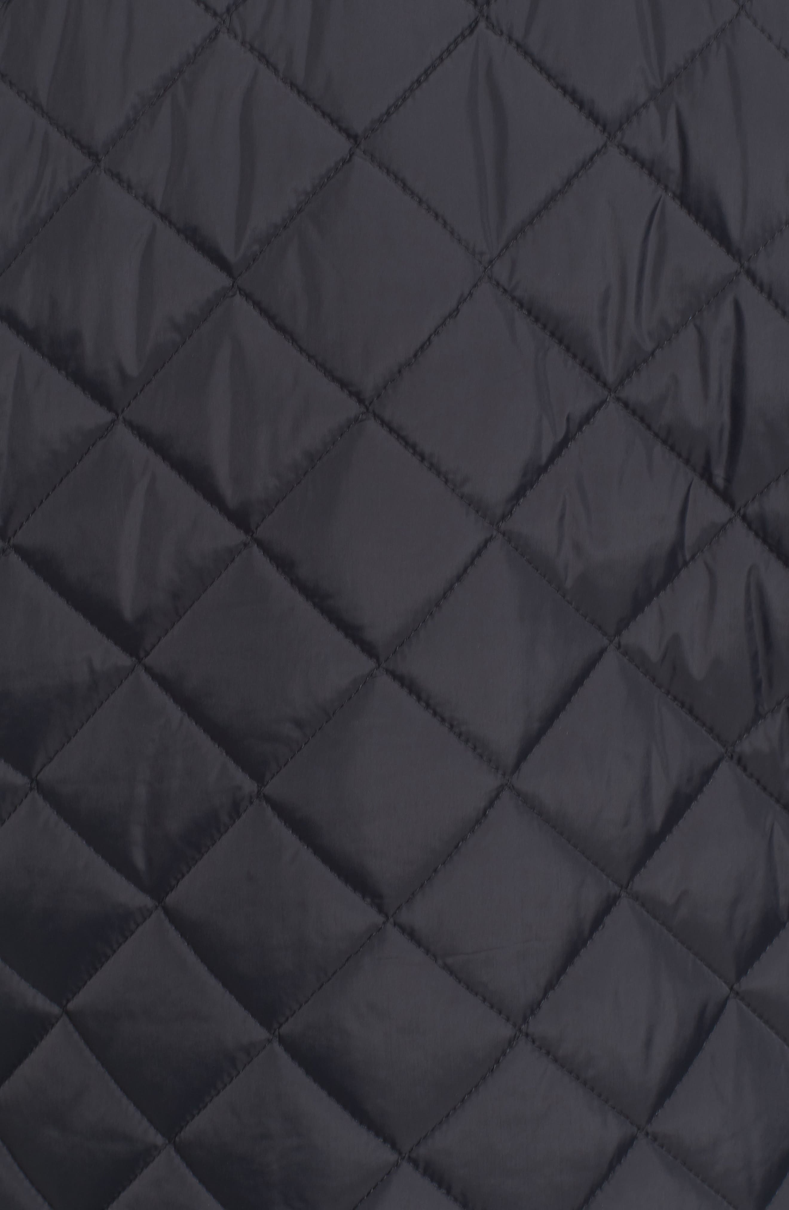 Quilted Vest,                             Alternate thumbnail 8, color,